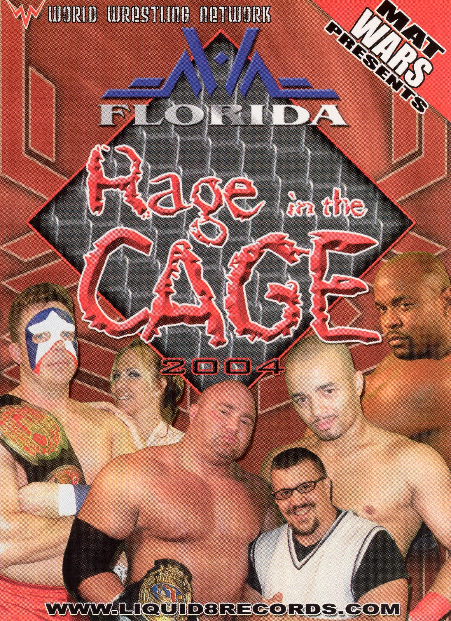Mat Wars: NWA Florida Rage In the Cage 2004