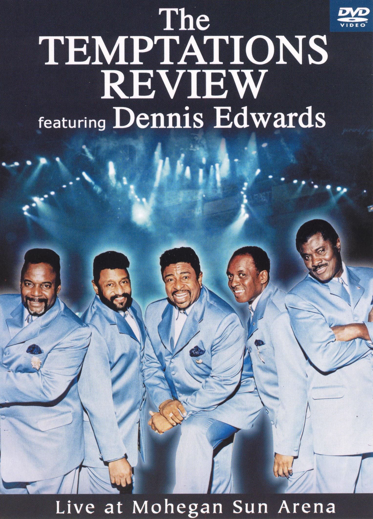 The Temptations Review Featuring Dennis Edwards: Live At Casino San Pablo