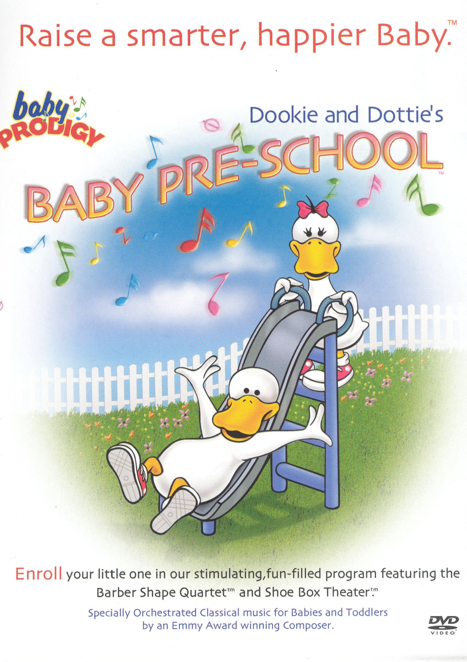 Baby Prodigy: Dookie and Dottie's Baby Pre-School