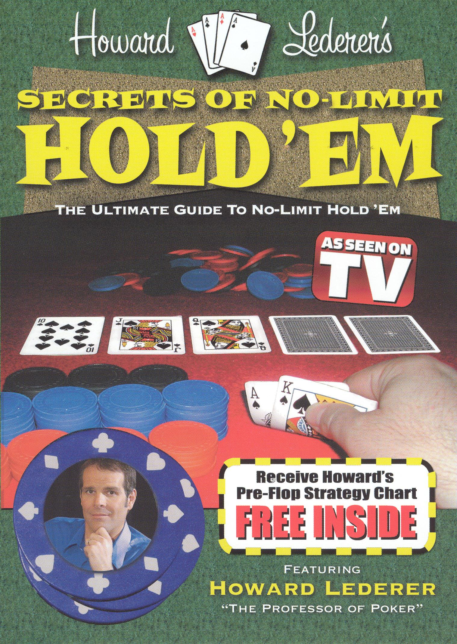 Poker: Secrets of No Limit Hold 'em