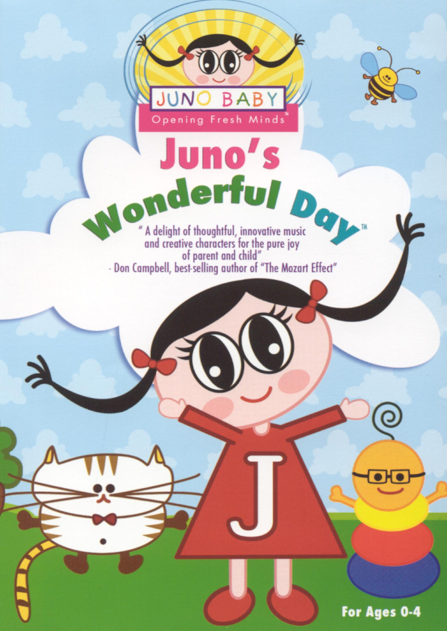 Juno's Wonderful Day
