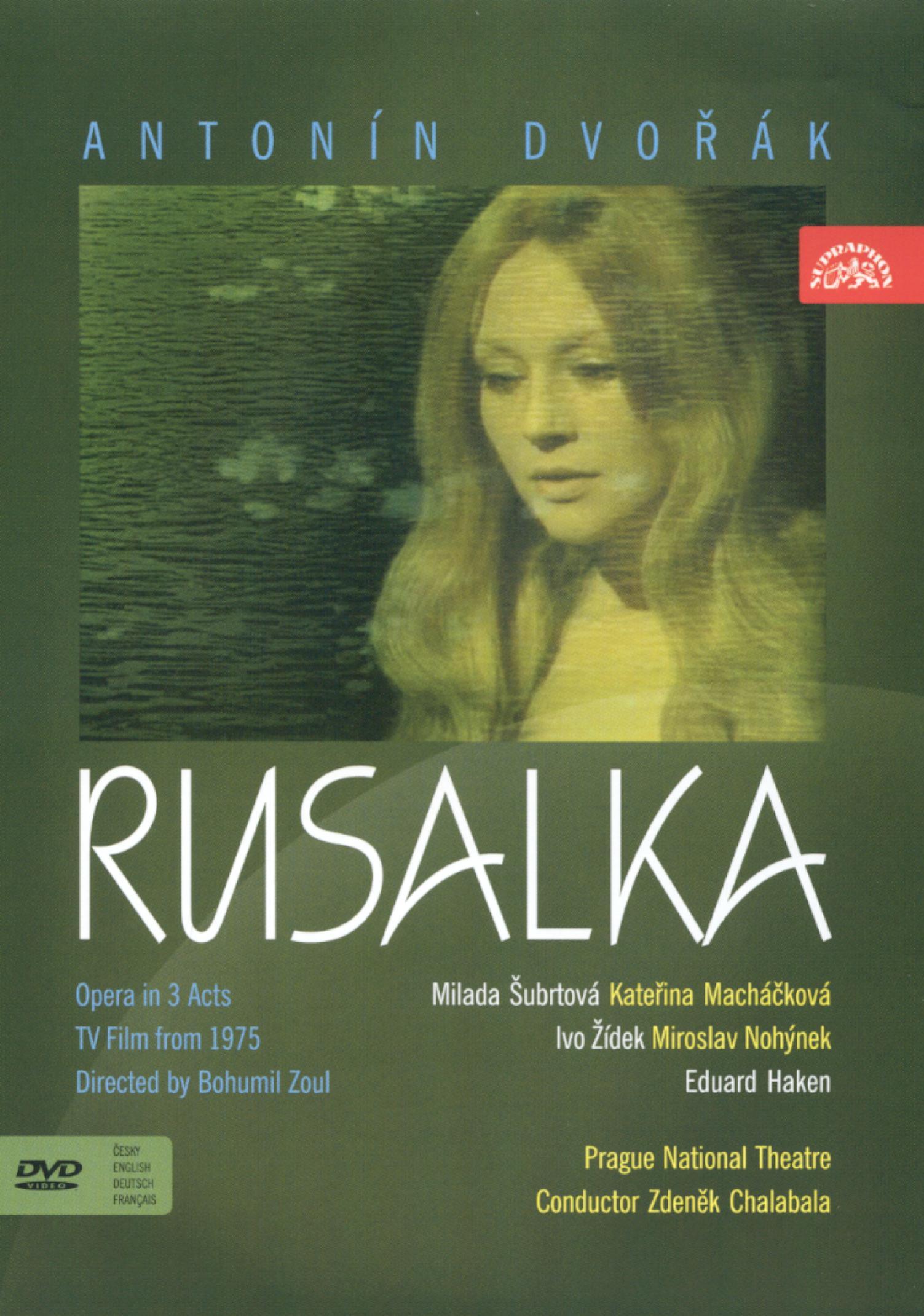 Rusalka (Prague National Theatre)