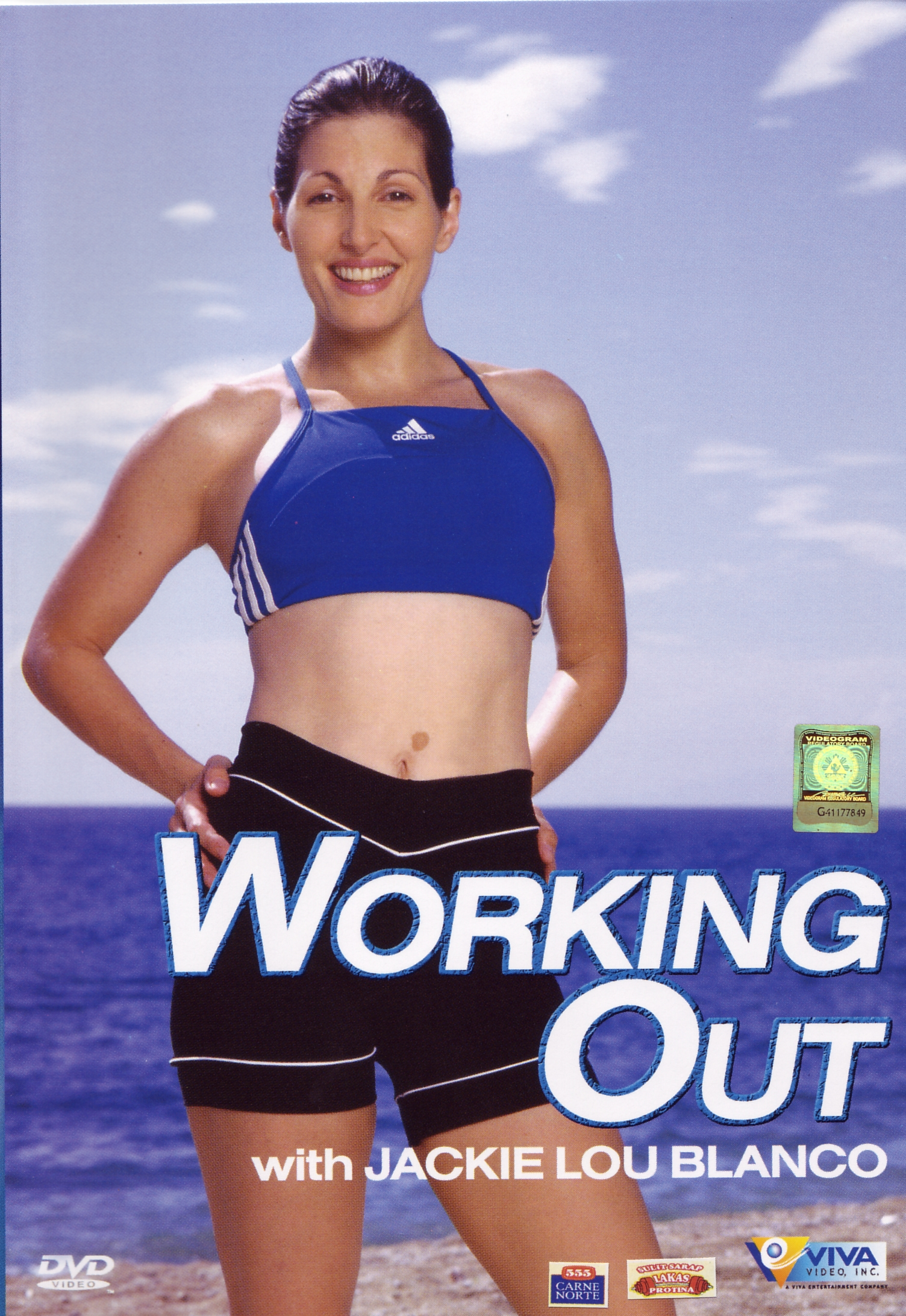 Working Out With Jackie Lou