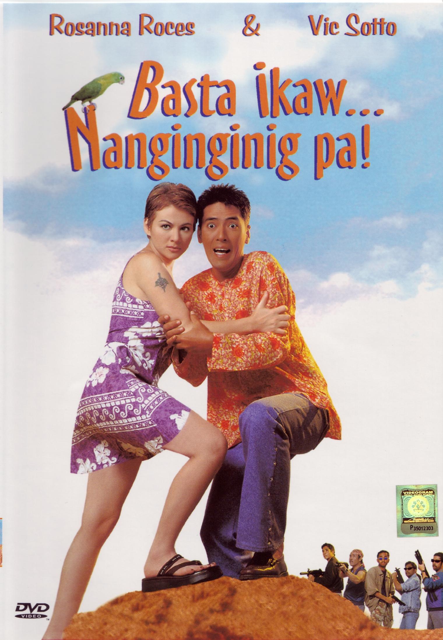 Basta  Ikaw... Nanginginig Pa