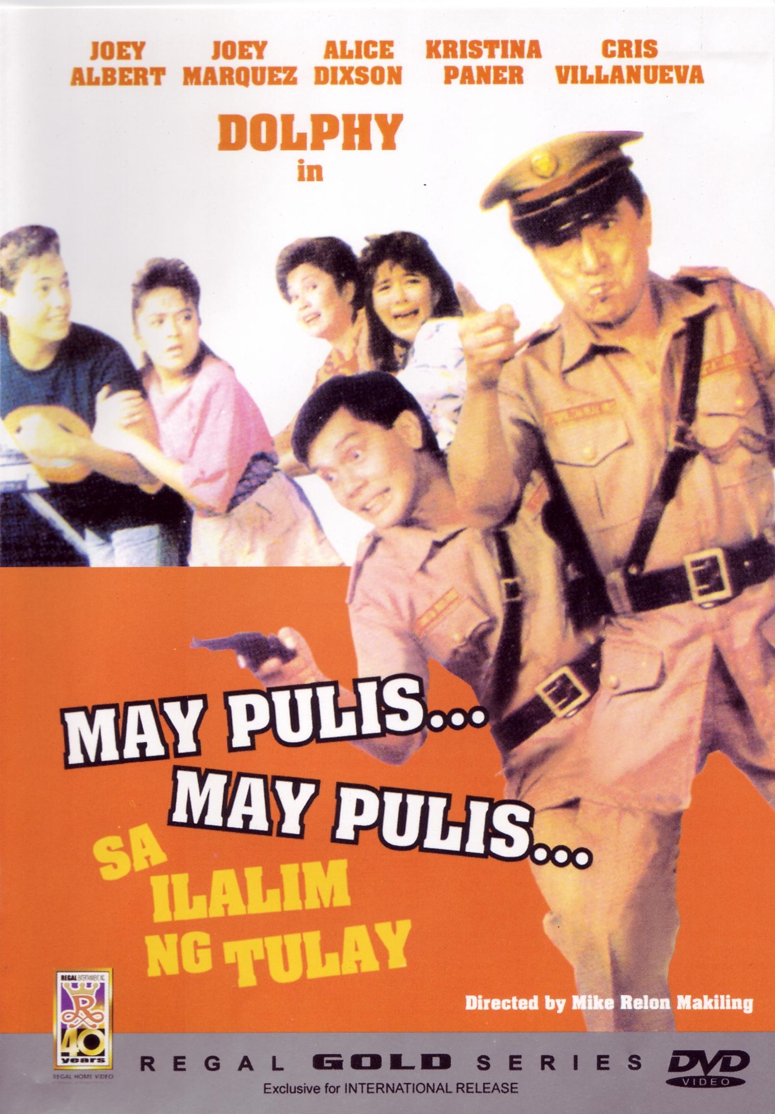 May Pulis May Pulis Sa Ilalim Ng Tulay