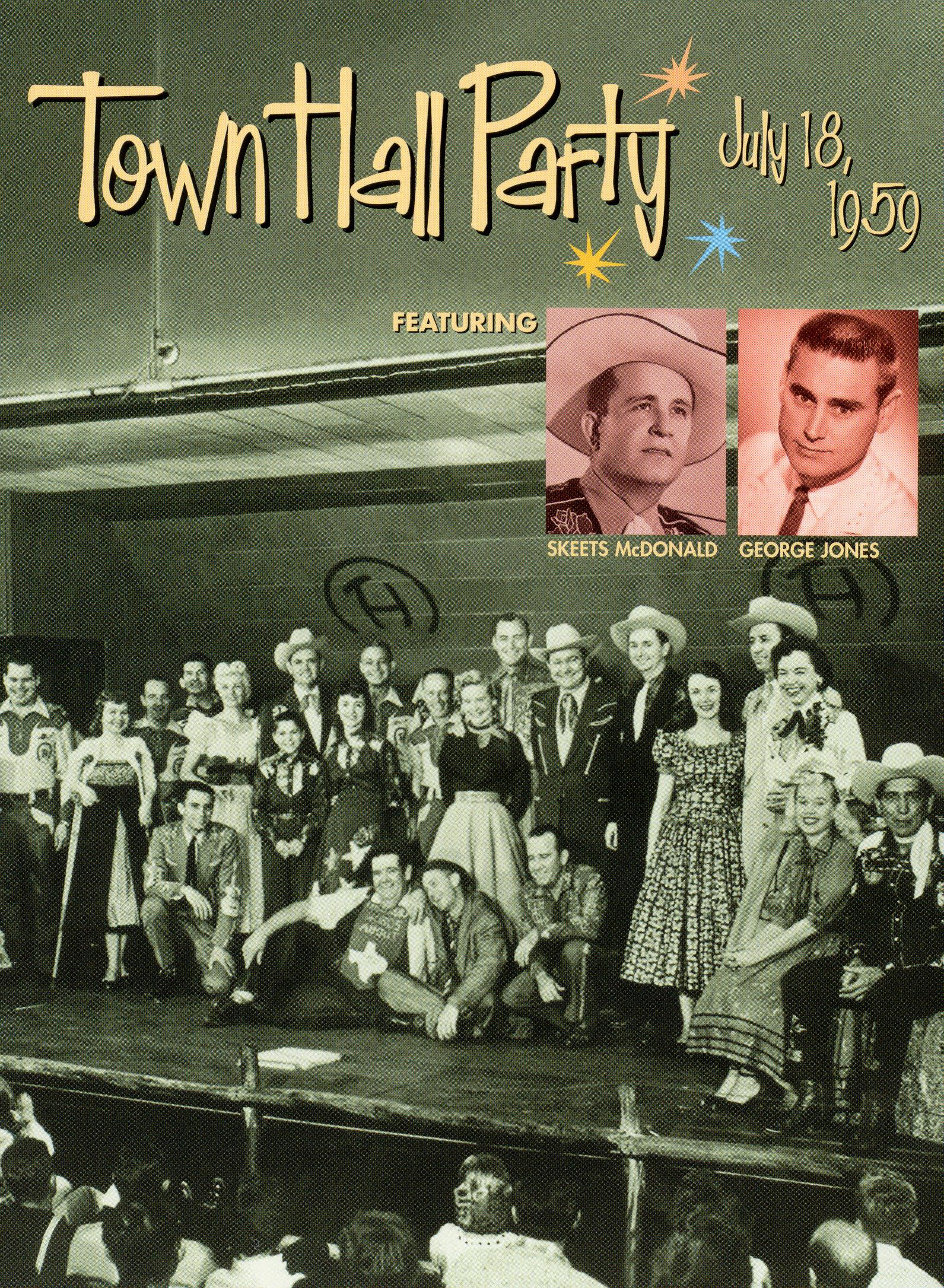 Town Hall Party: July 18, 1959