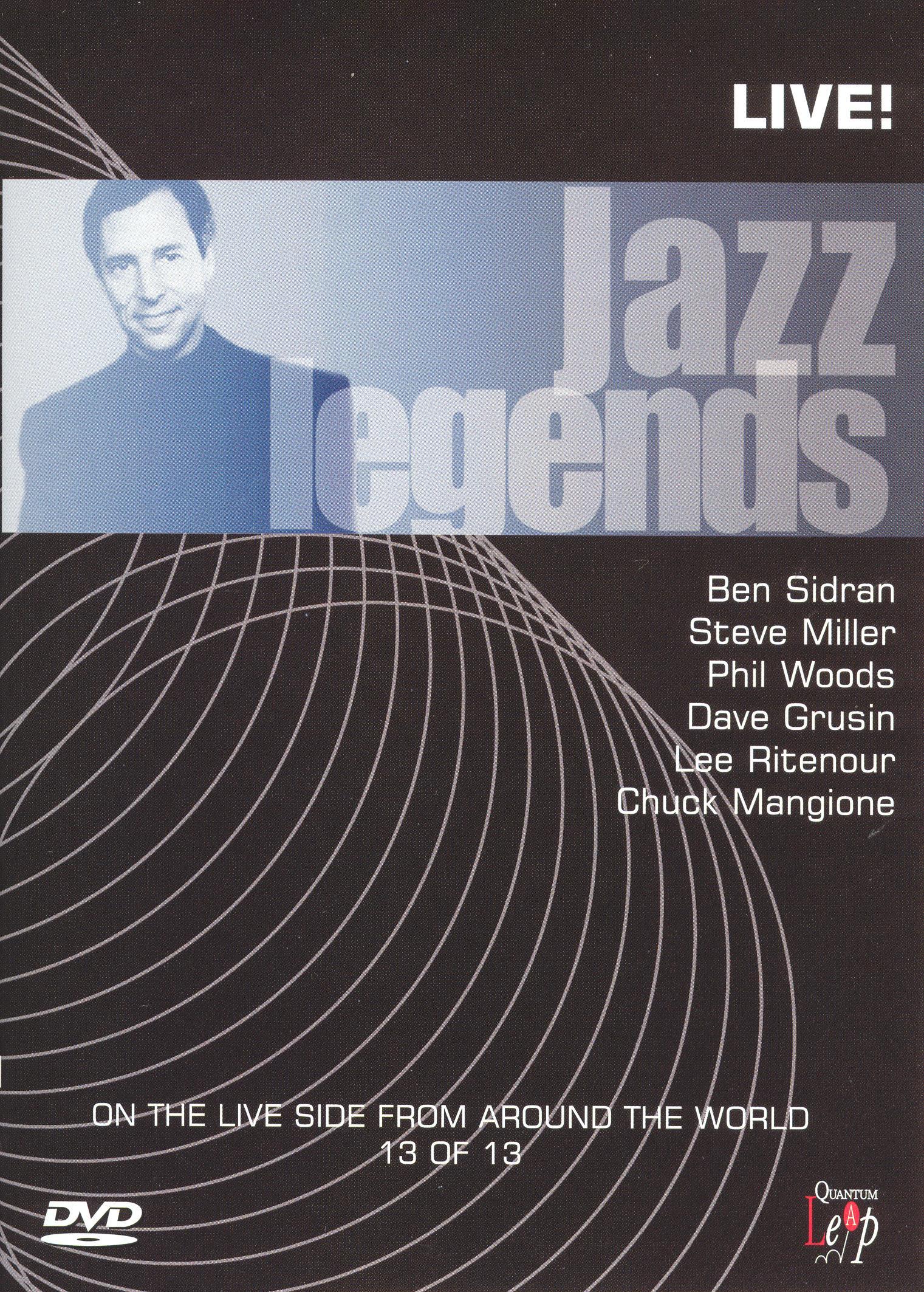 Jazz Legends Live! 13