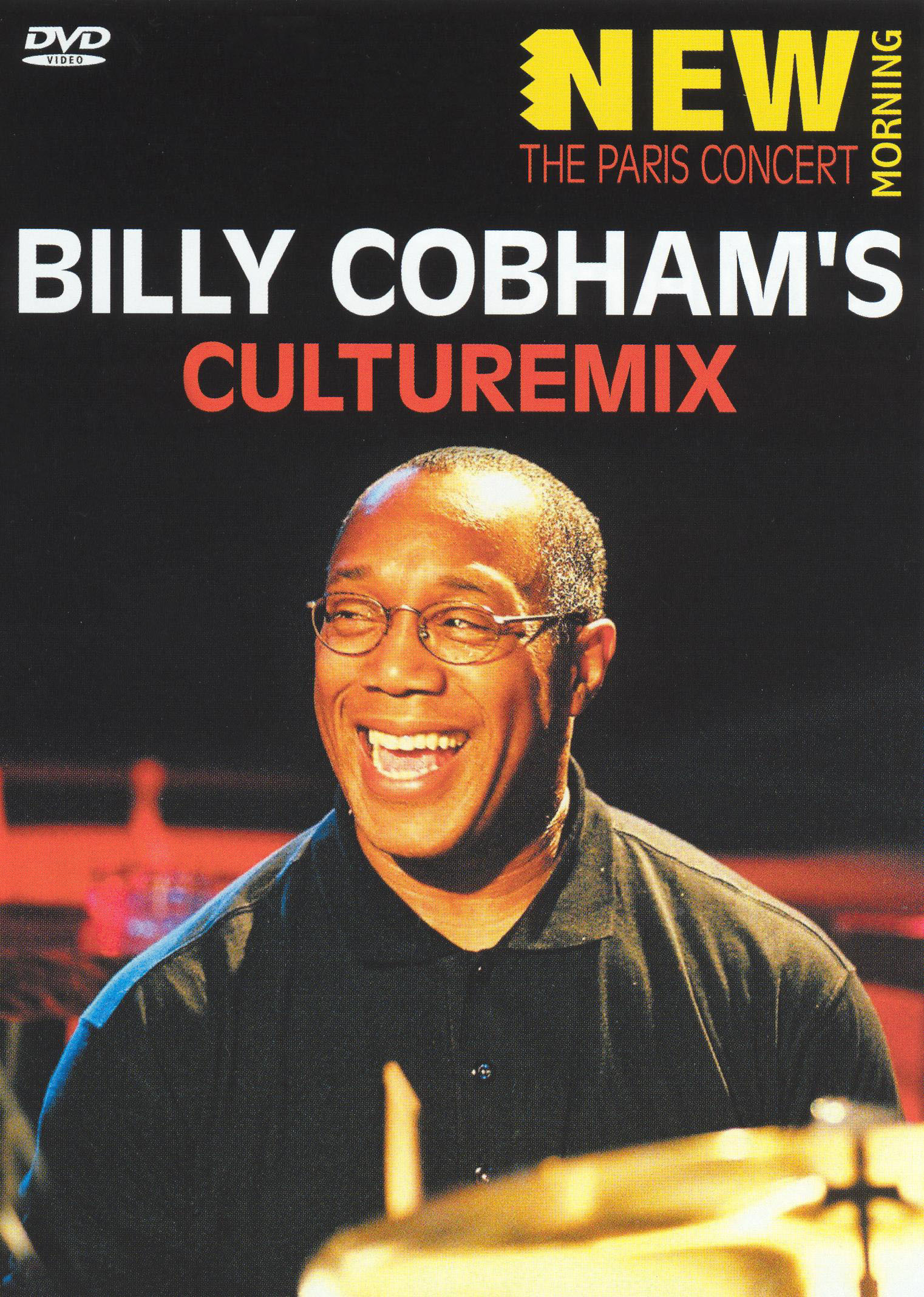 Billy Cobham: Culturemix - New Morning Paris Concert