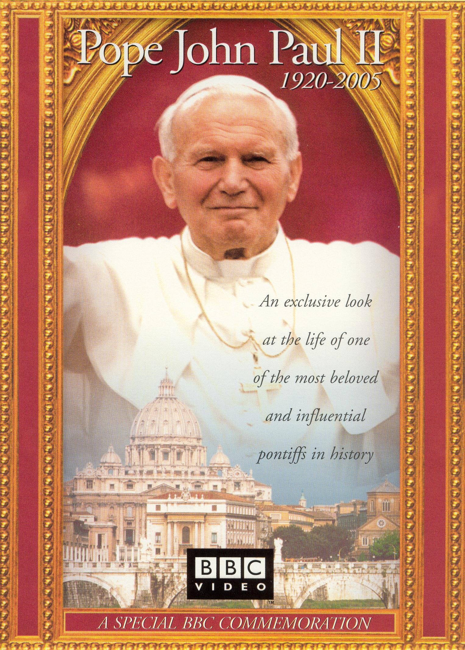 an overview of the early life of pope john paul ii