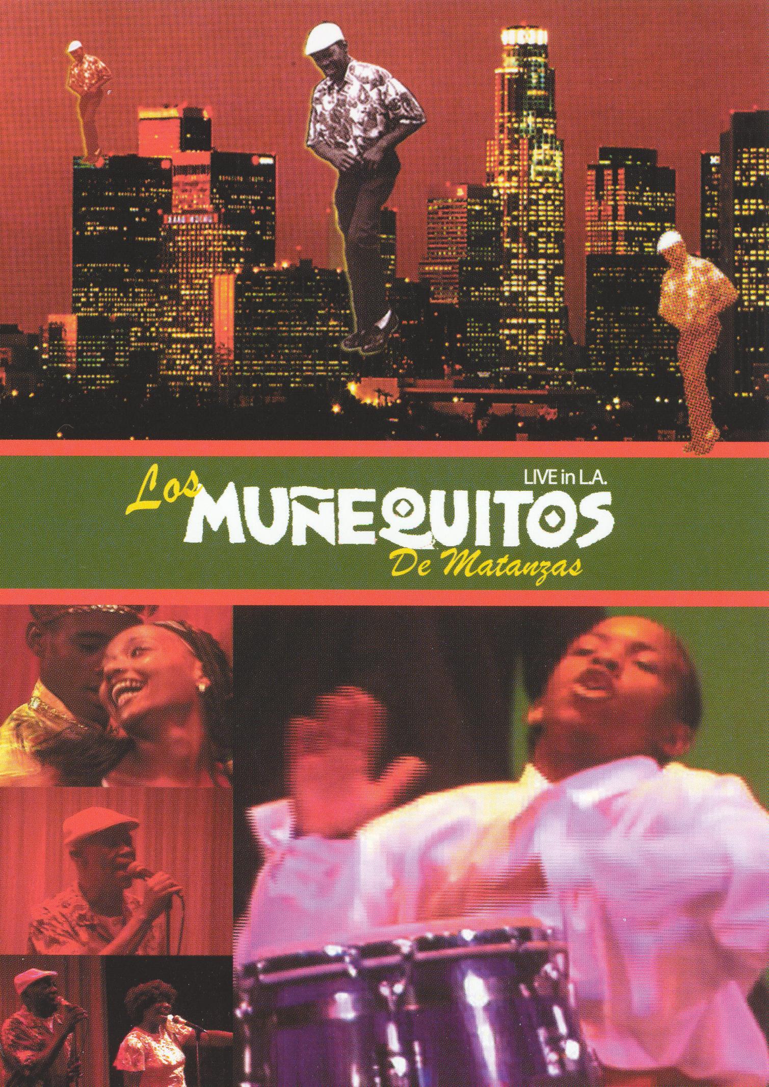 Los Munequitos De Matanzas: Live In L.A.