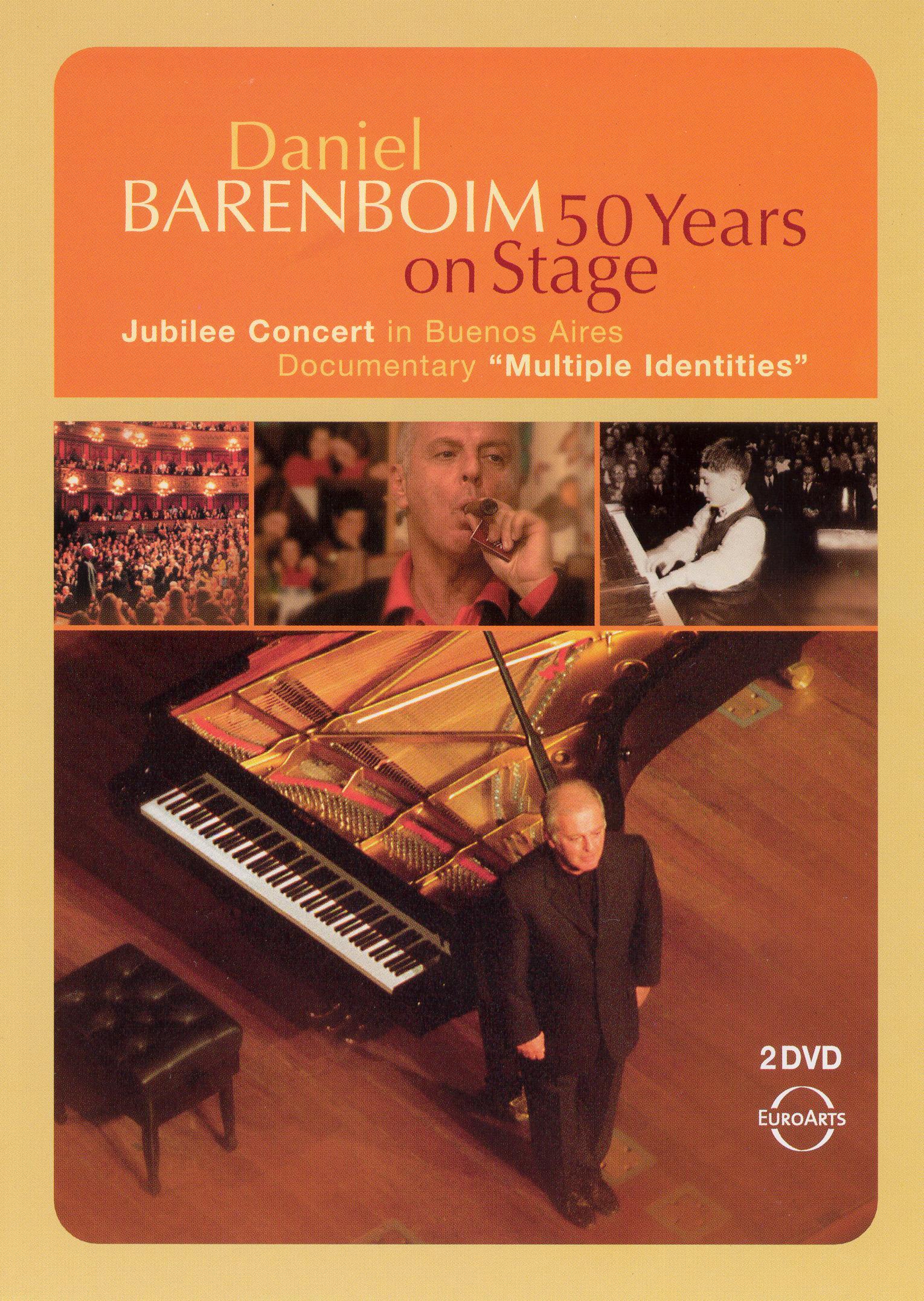 Daniel Barenboim: 50 Years On Stage