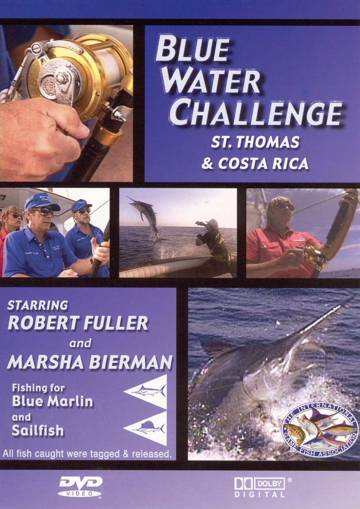 Blue Water Challenge Series, Vol. 3