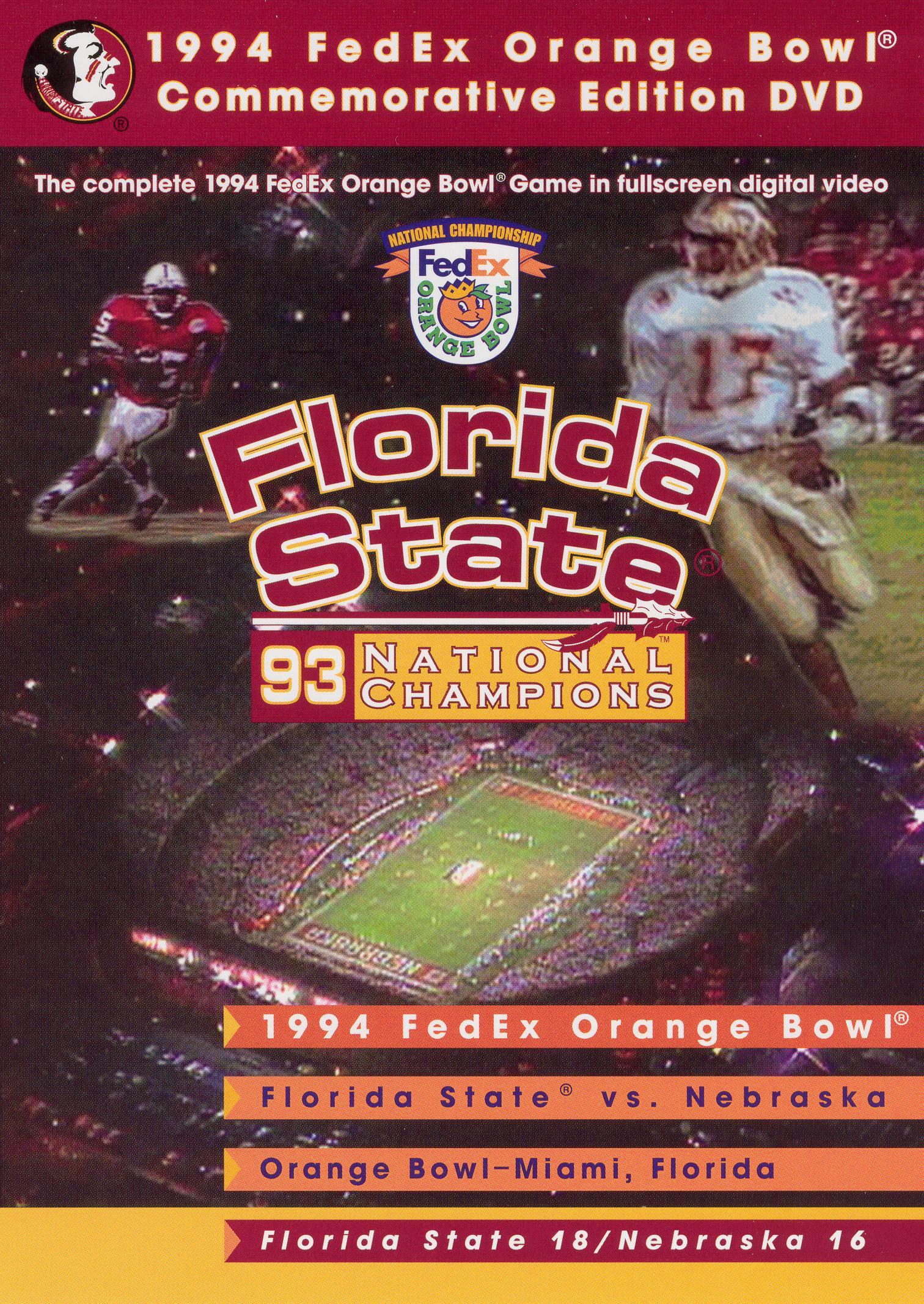 1994 FedEx Orange Bowl