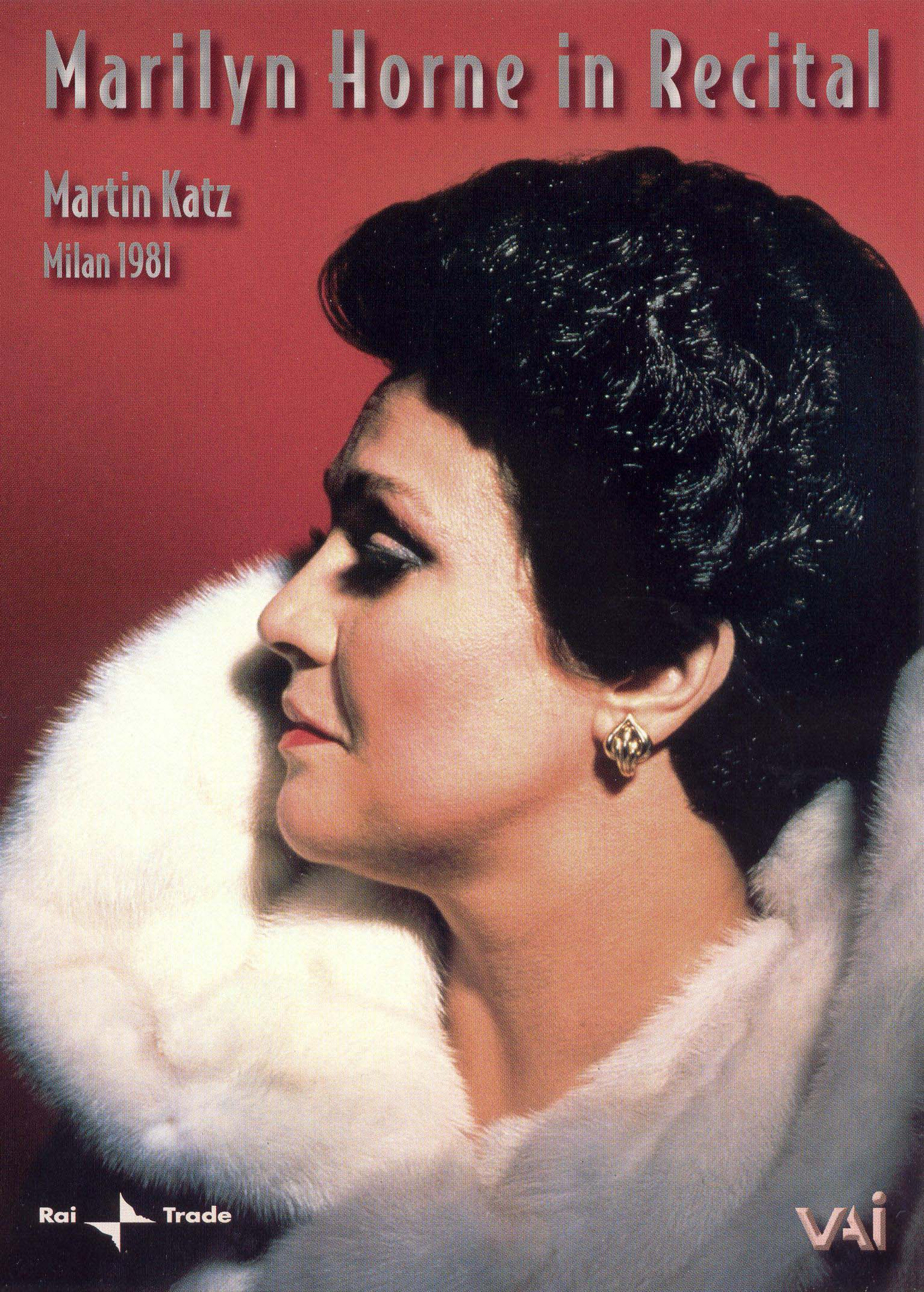 Marilyn Horne at La Scala