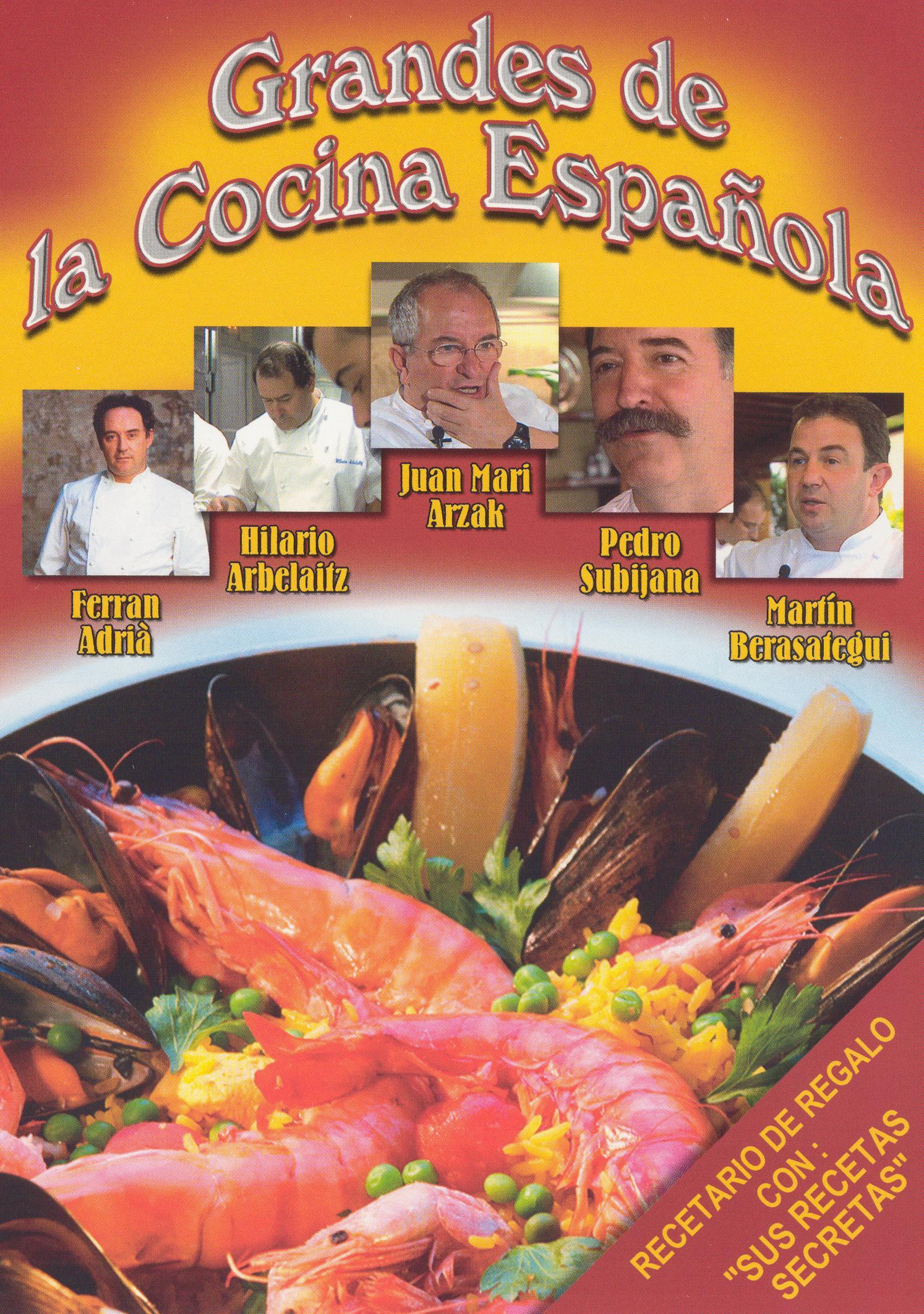 Grandes de la Cocina Española