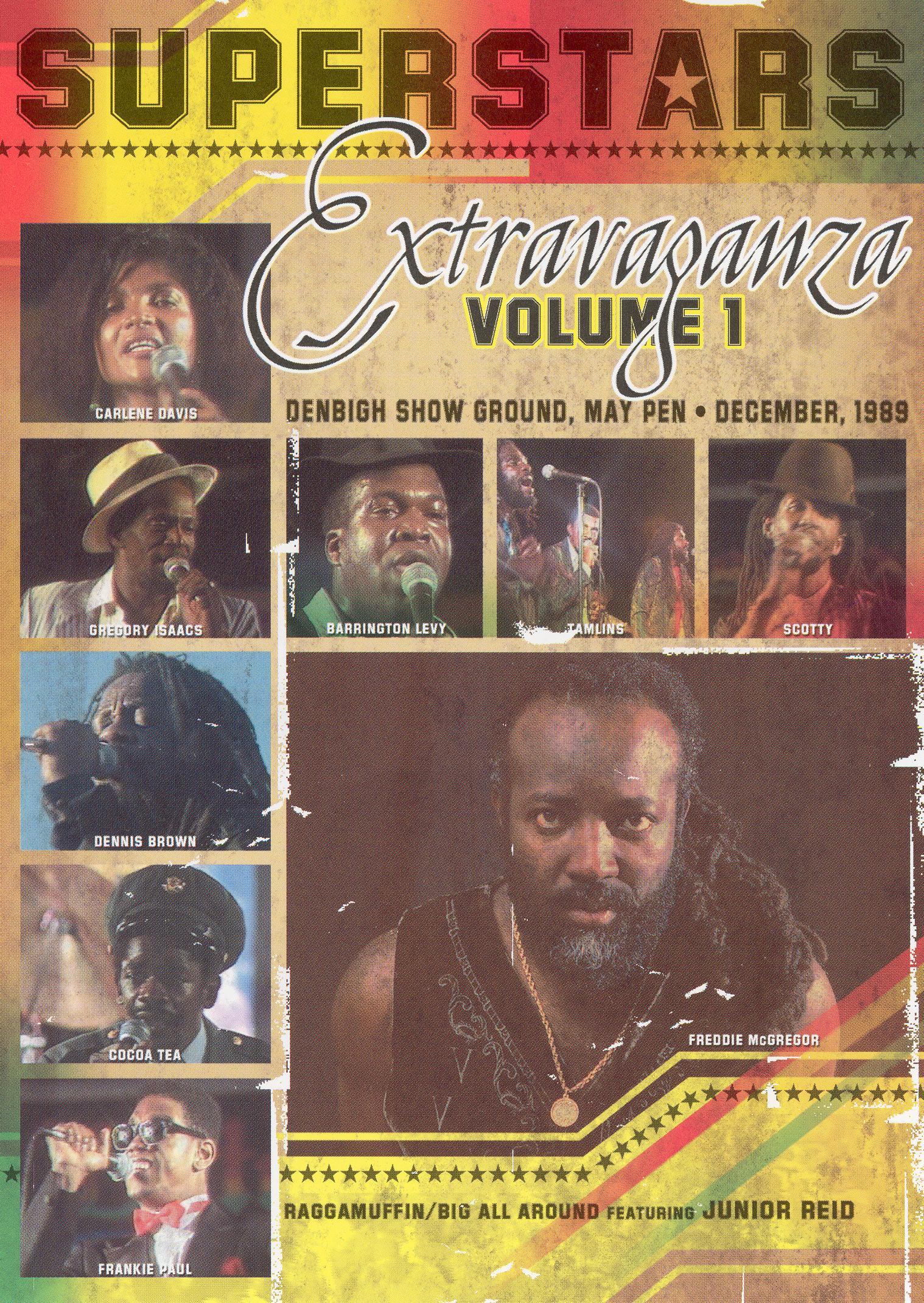 Superstars Extravaganza, Vol. 1