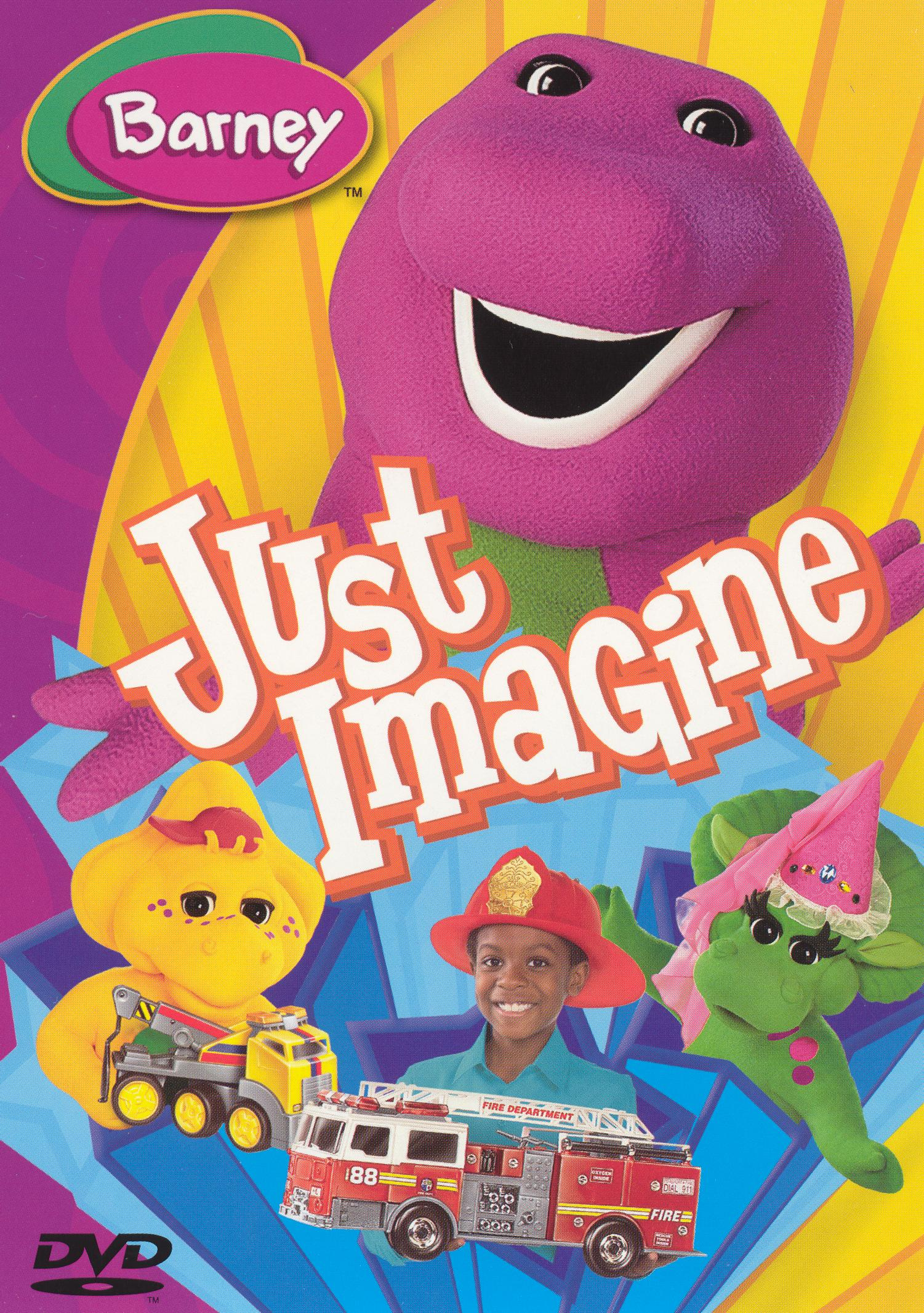 Barney: Just Imagine