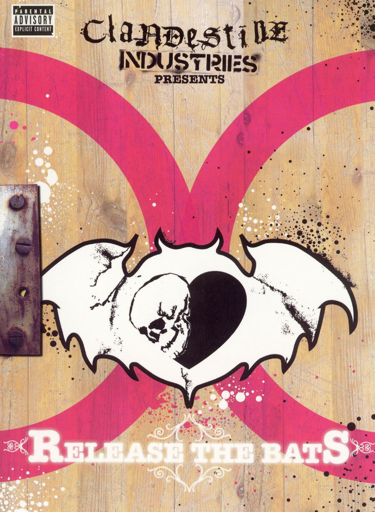 Clandestine Industries Presents Release the Bats