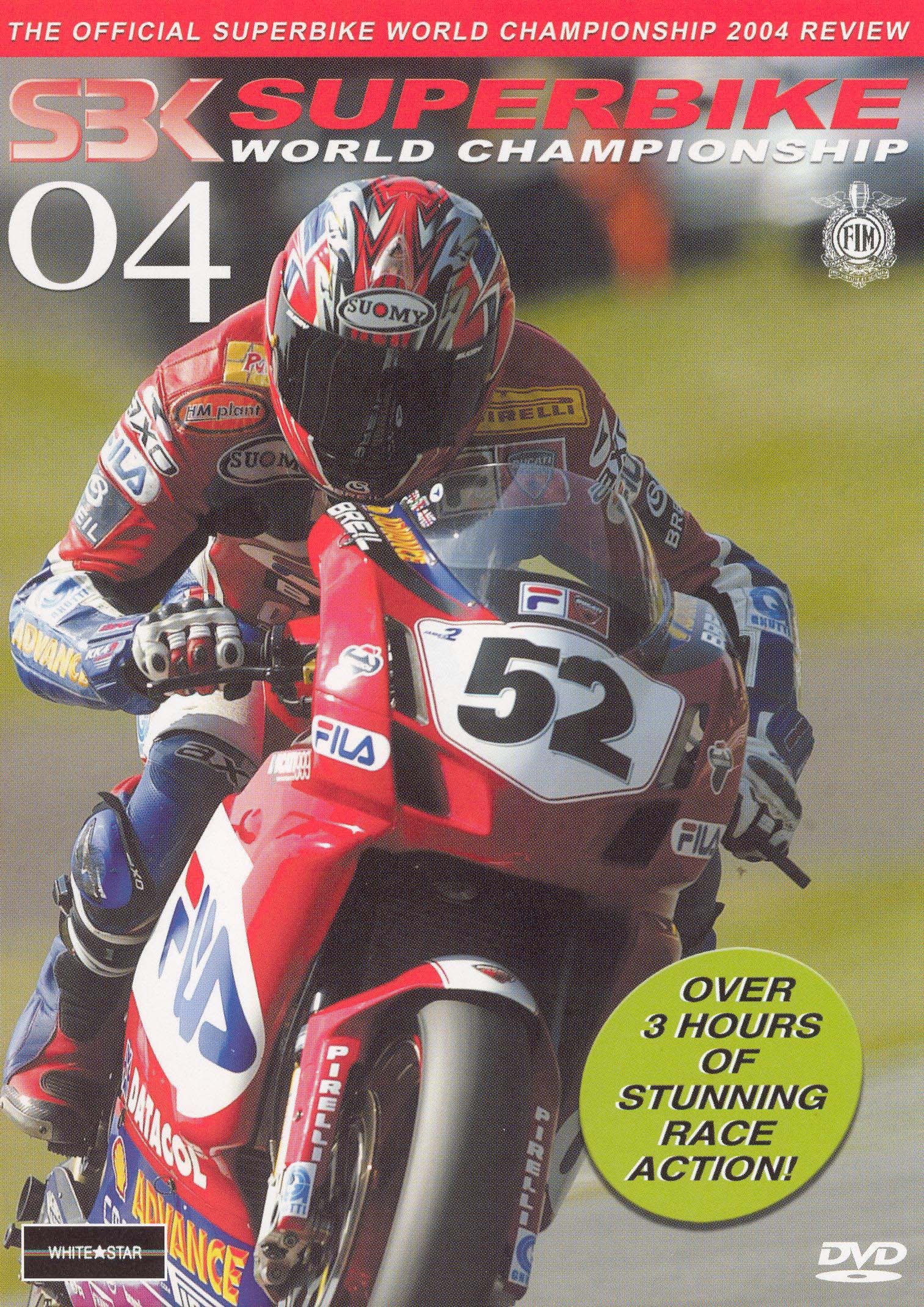 World Superbike Review 2004
