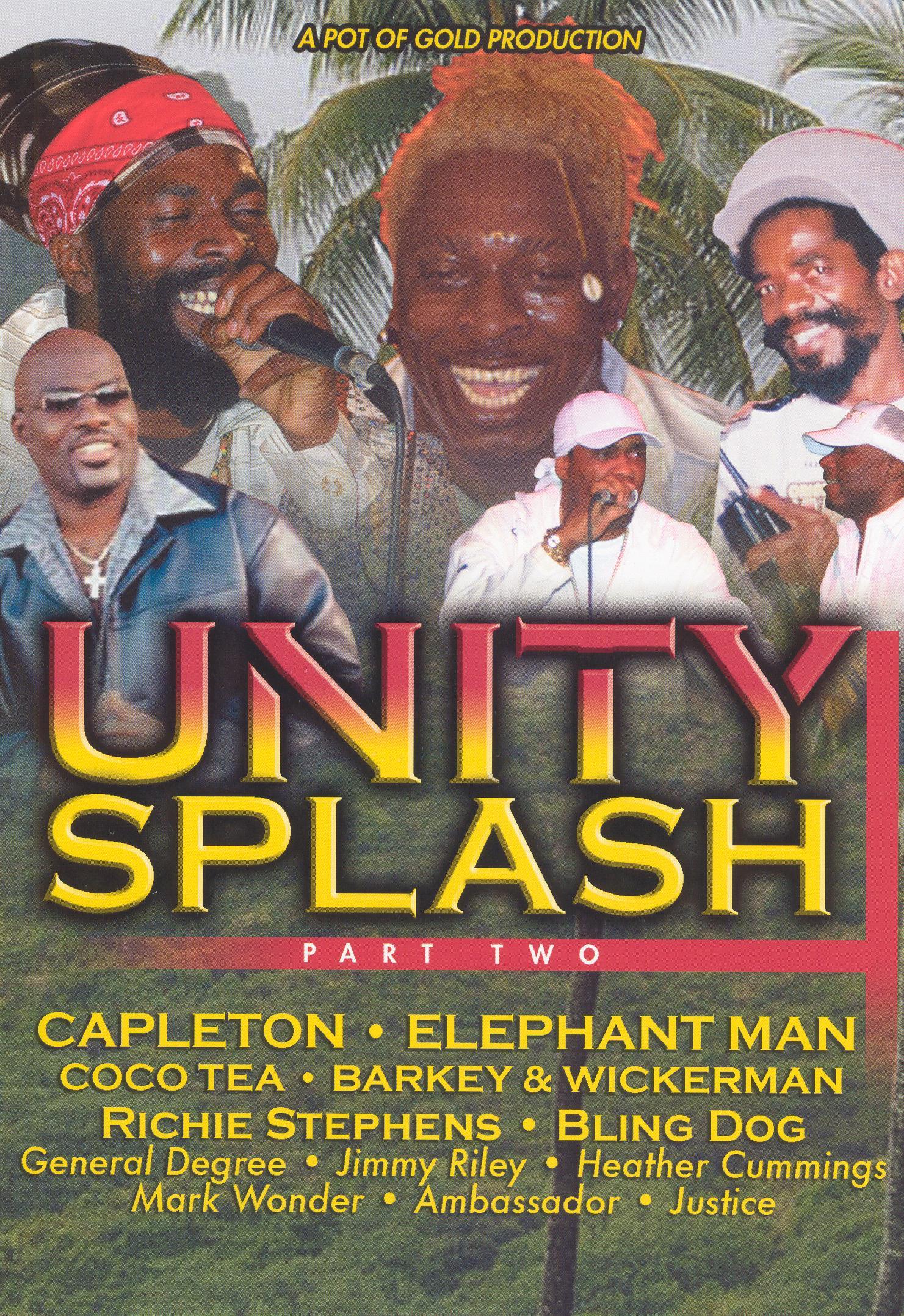 Unity Splash, Part 2