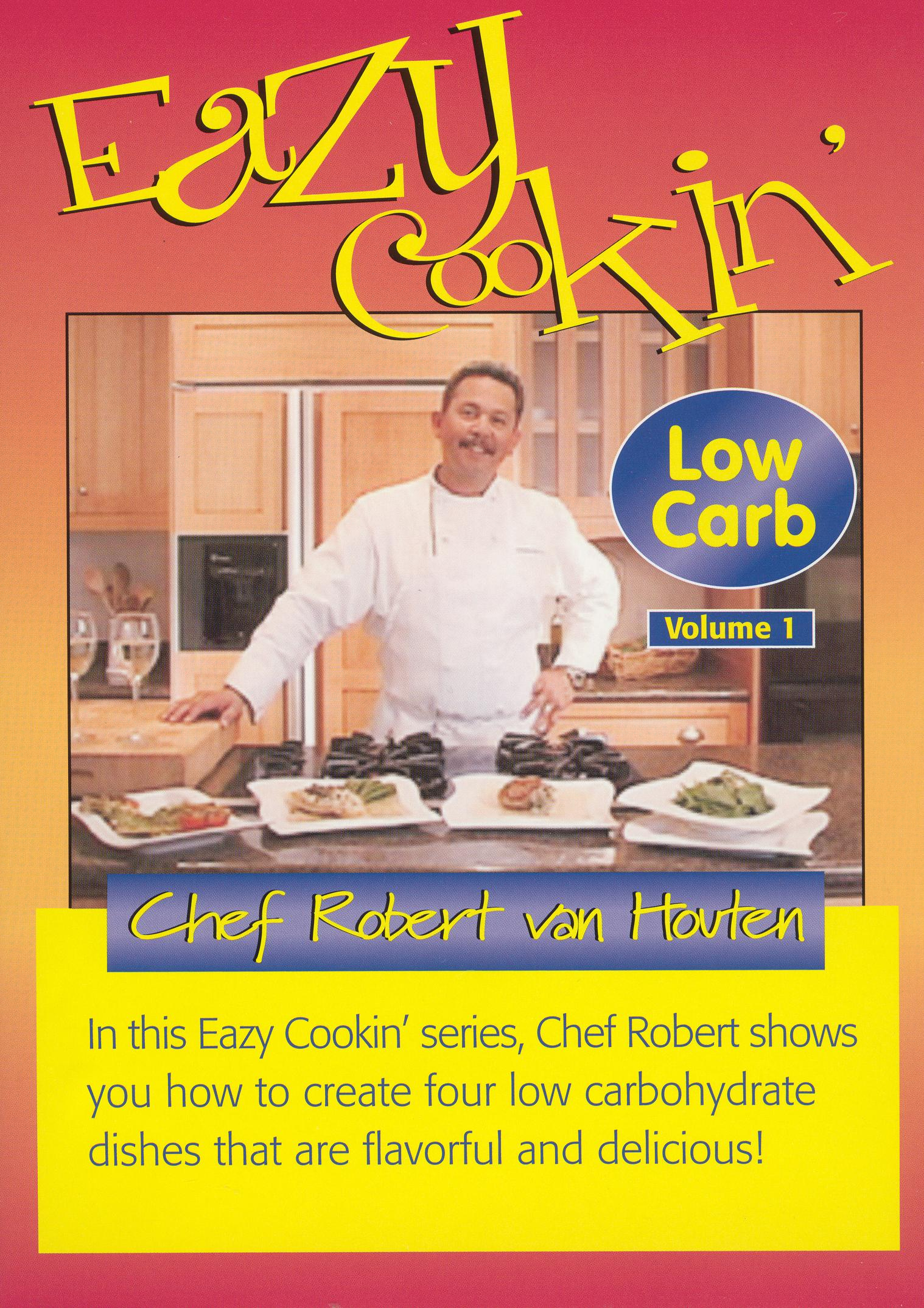 Eazy Cookin: Low Carb, Vol. 1