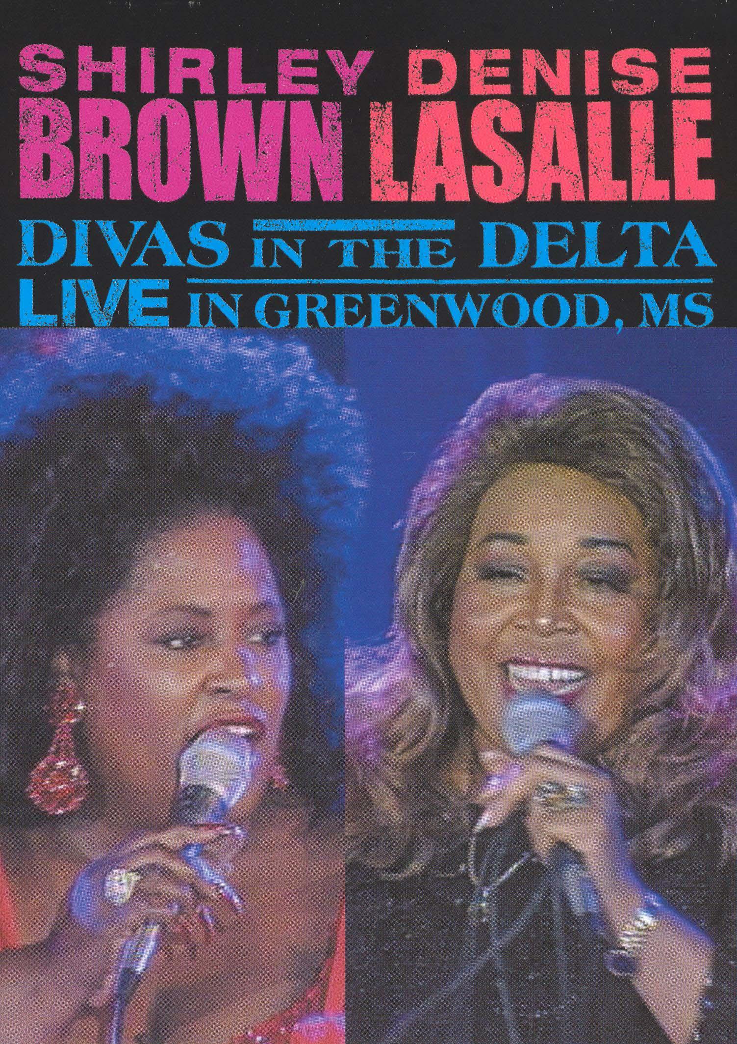 Shirley Brown: Divas in the Delta
