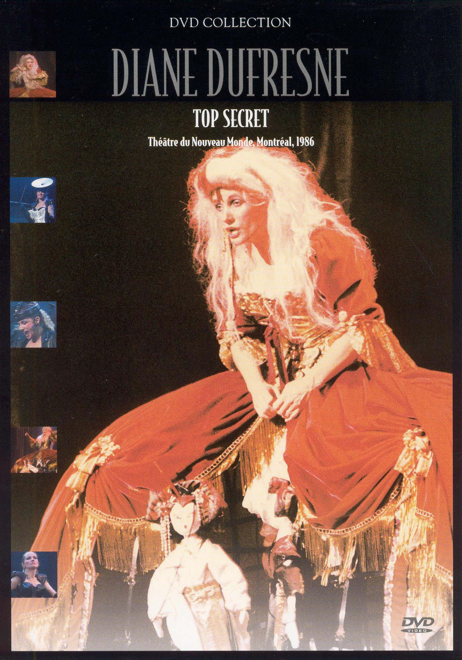 Diane Dufresne: Top Secret