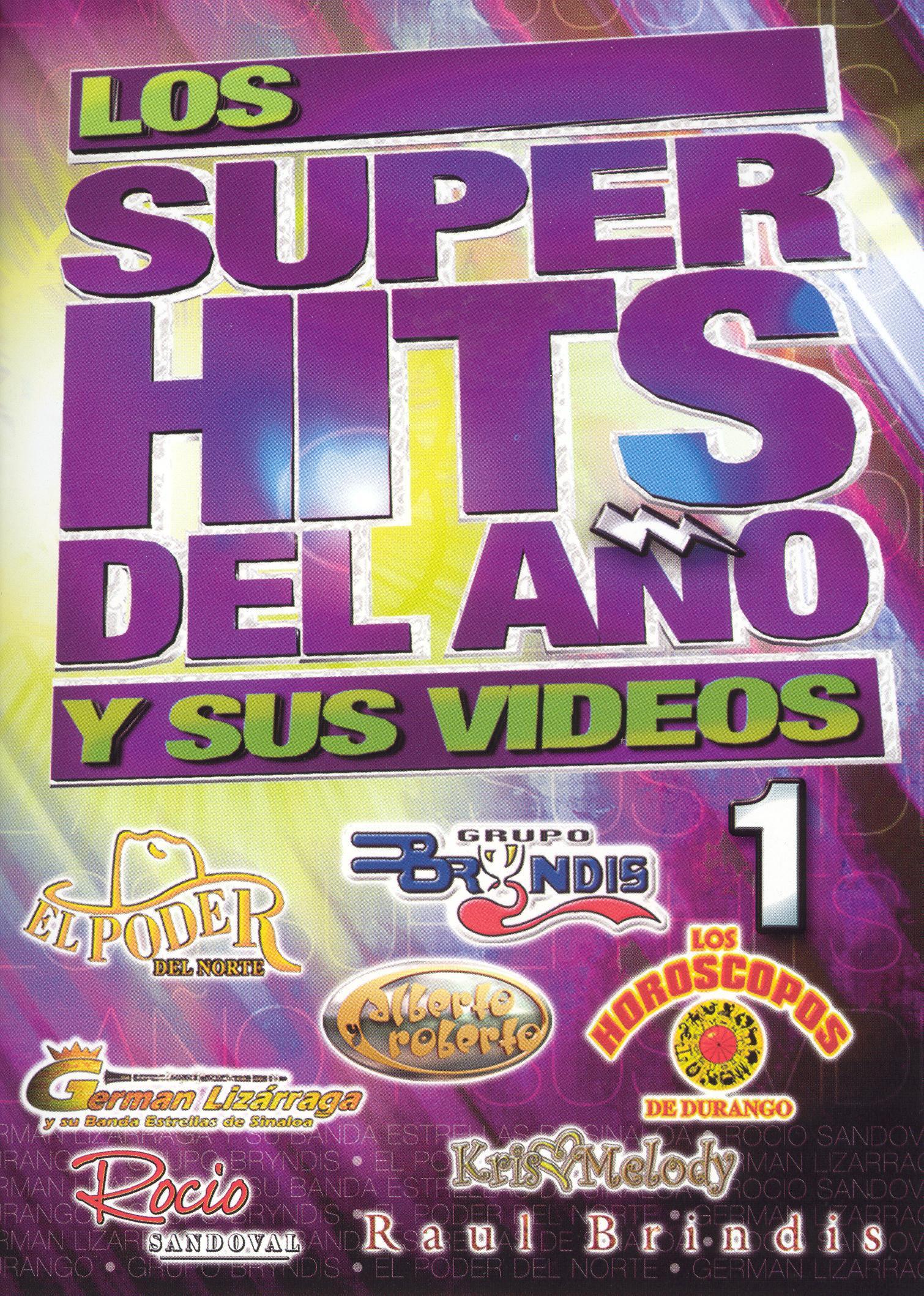 Los Super Hits Del Ano
