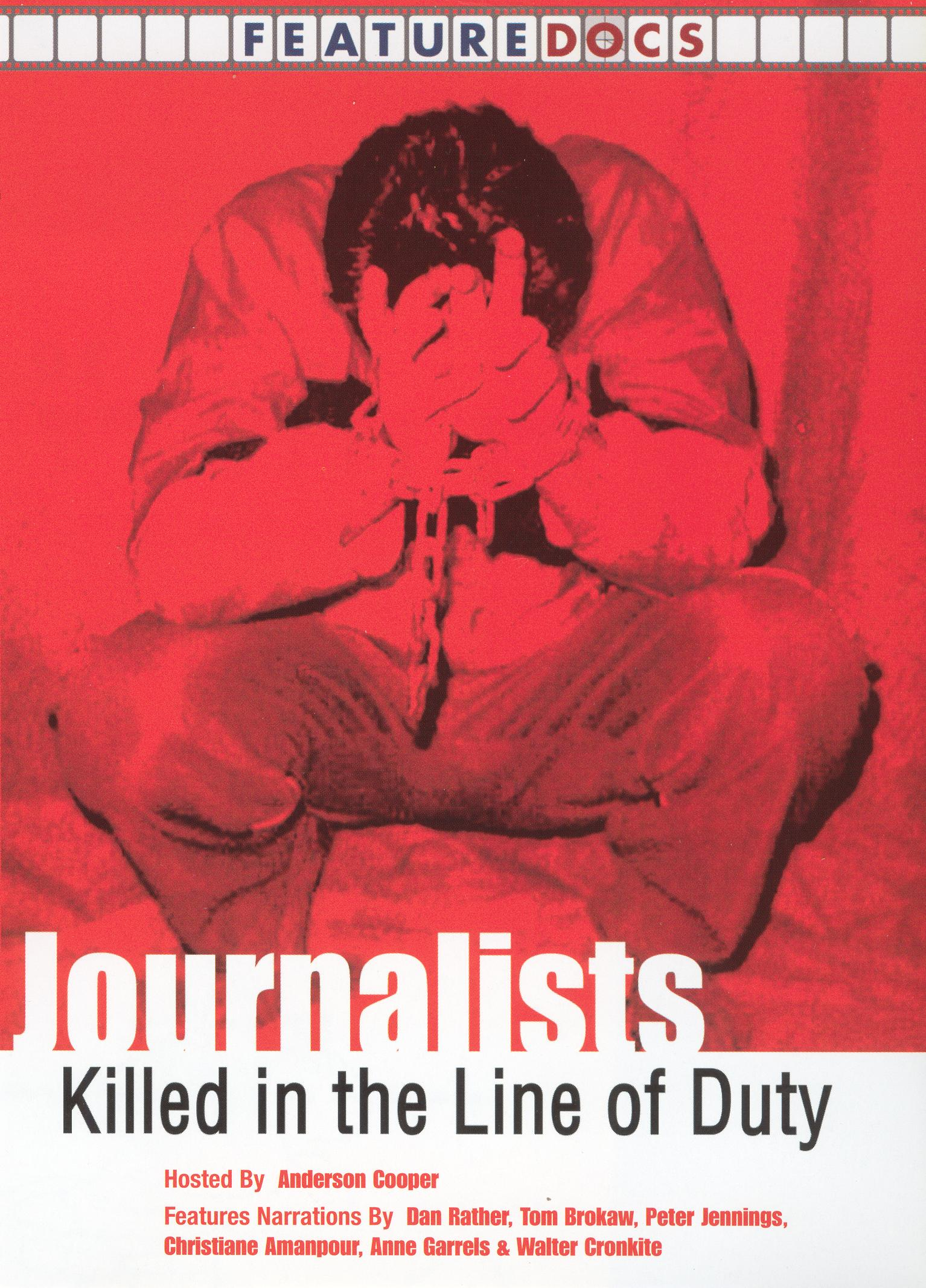 Journalists Killed in the Line of Duty