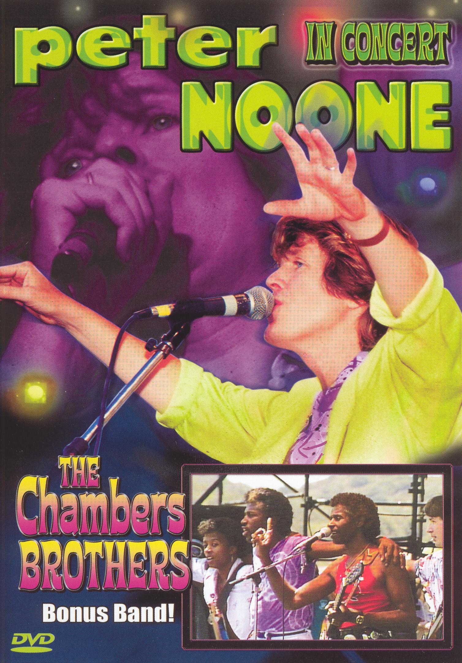 Peter Noone: In Concert