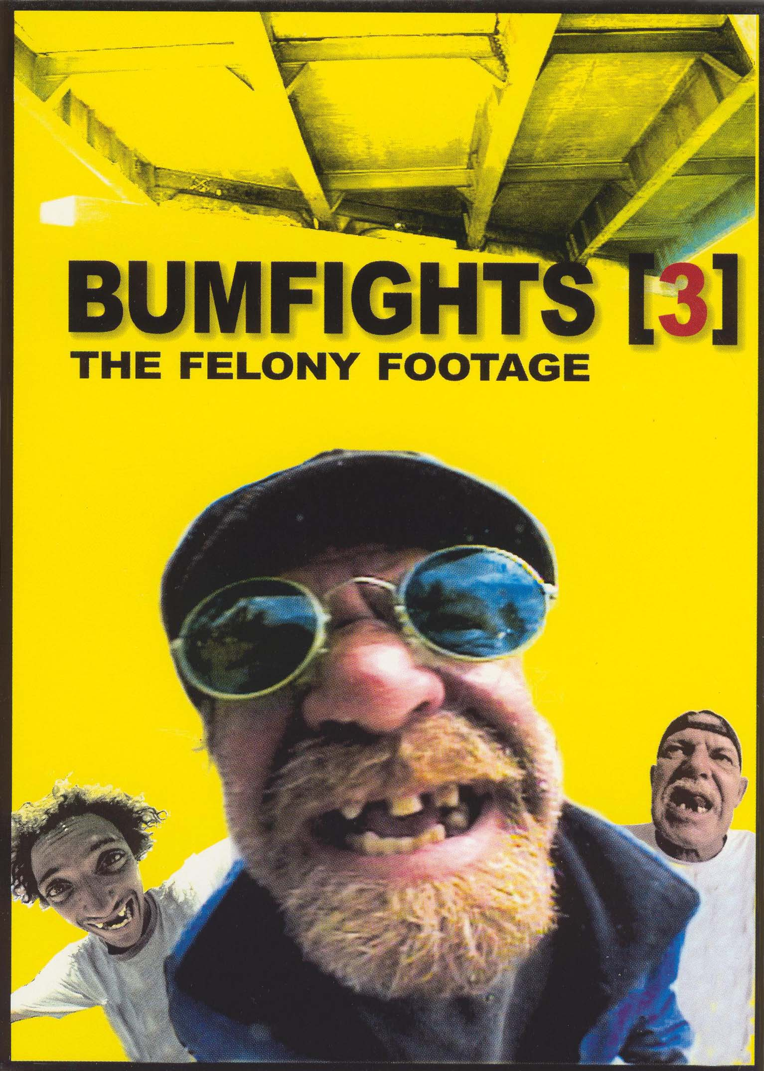 Bumfights, Vol. 3: The Felony Footage