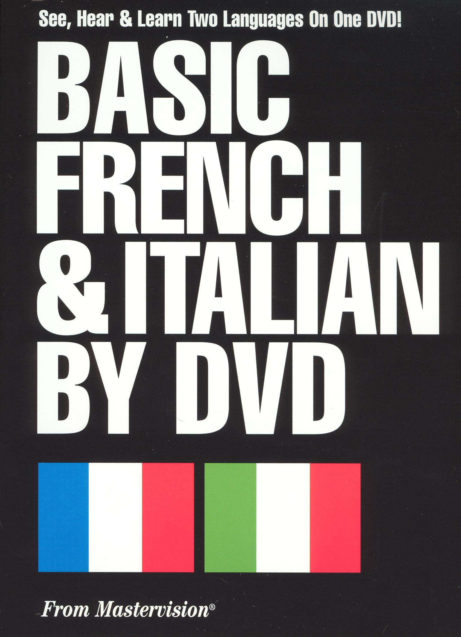 Basic French and Italian on Dvd