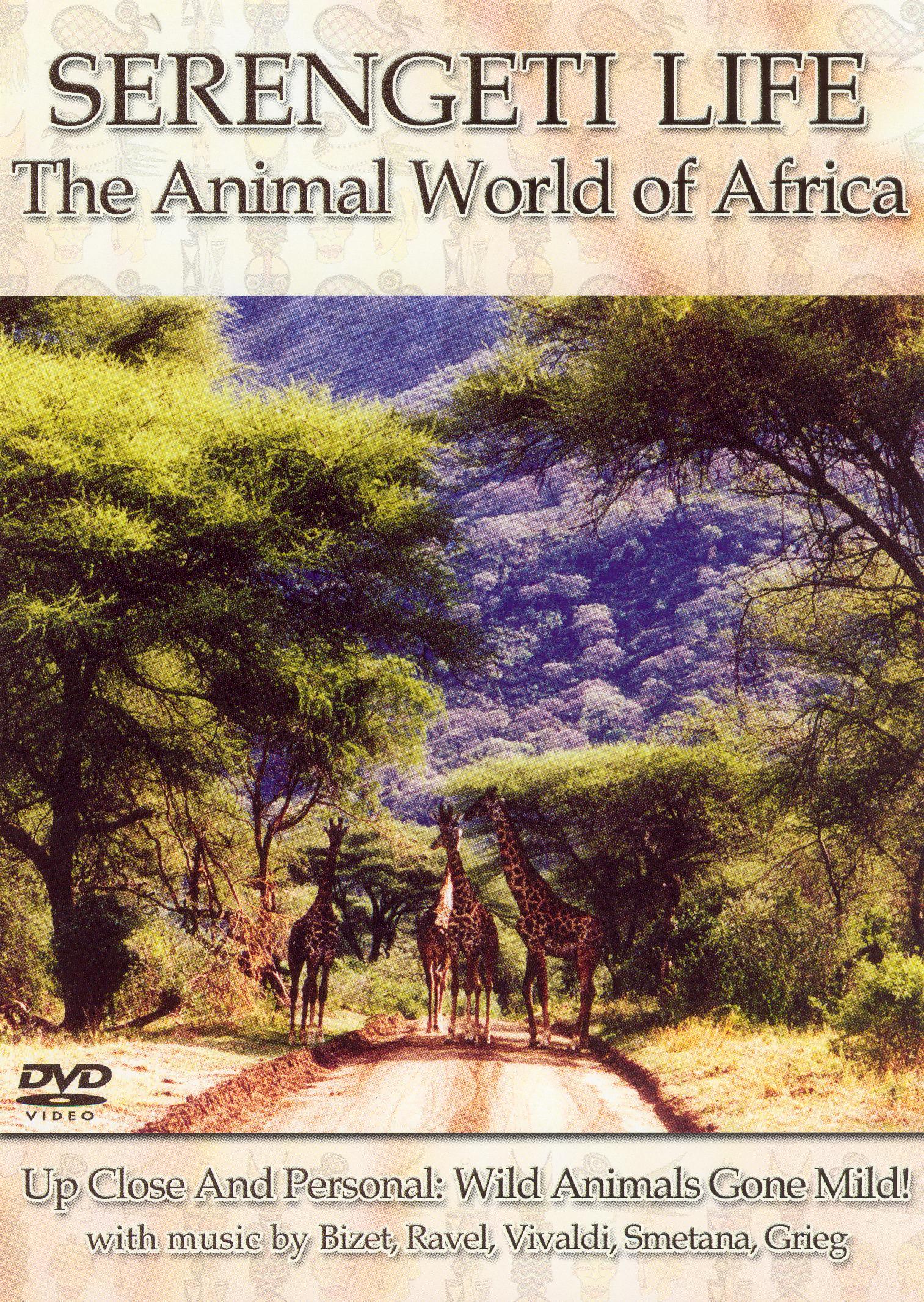 Serengeti Life: The Animal World of Africa