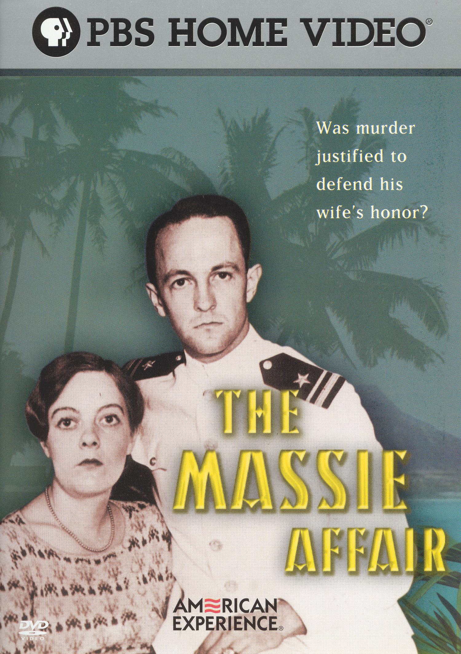American Experience: The Massie Affair
