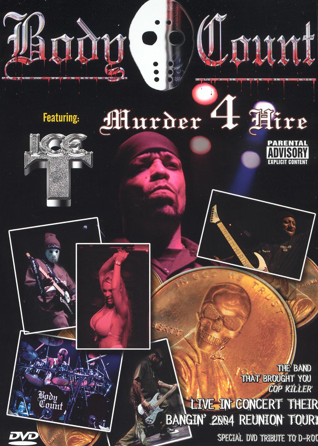Body Count: Featuring Murder 4 Hire - Live in Concert