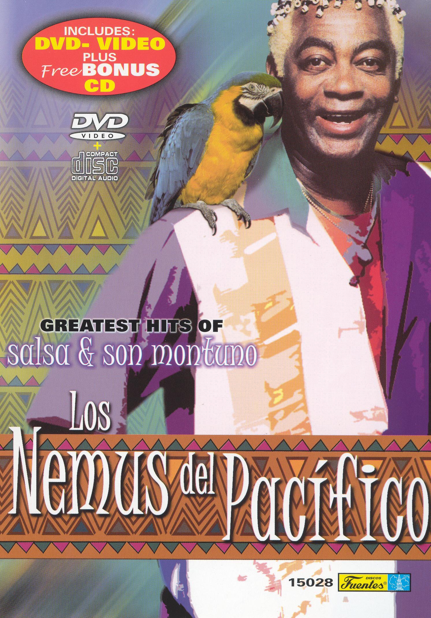 Los Nemus del Pacifico: Greatest Hits of Salsa & Son Montuno
