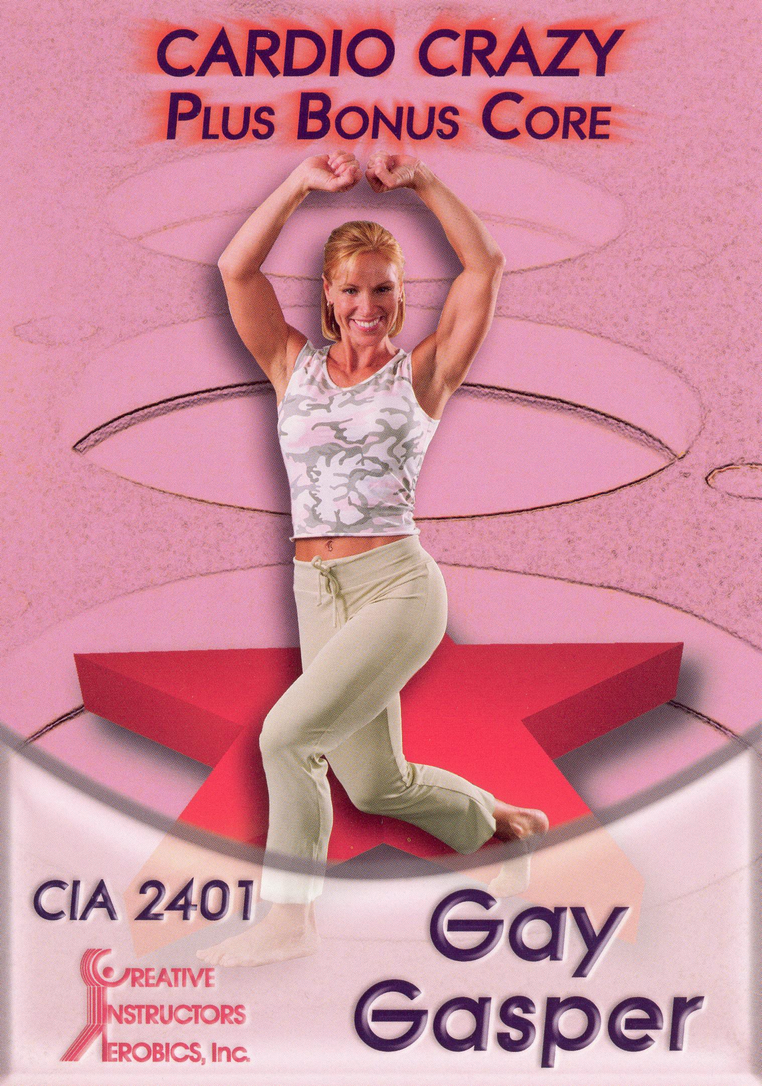 CIA 2401: Cardio Crazy Plus Bonus Core
