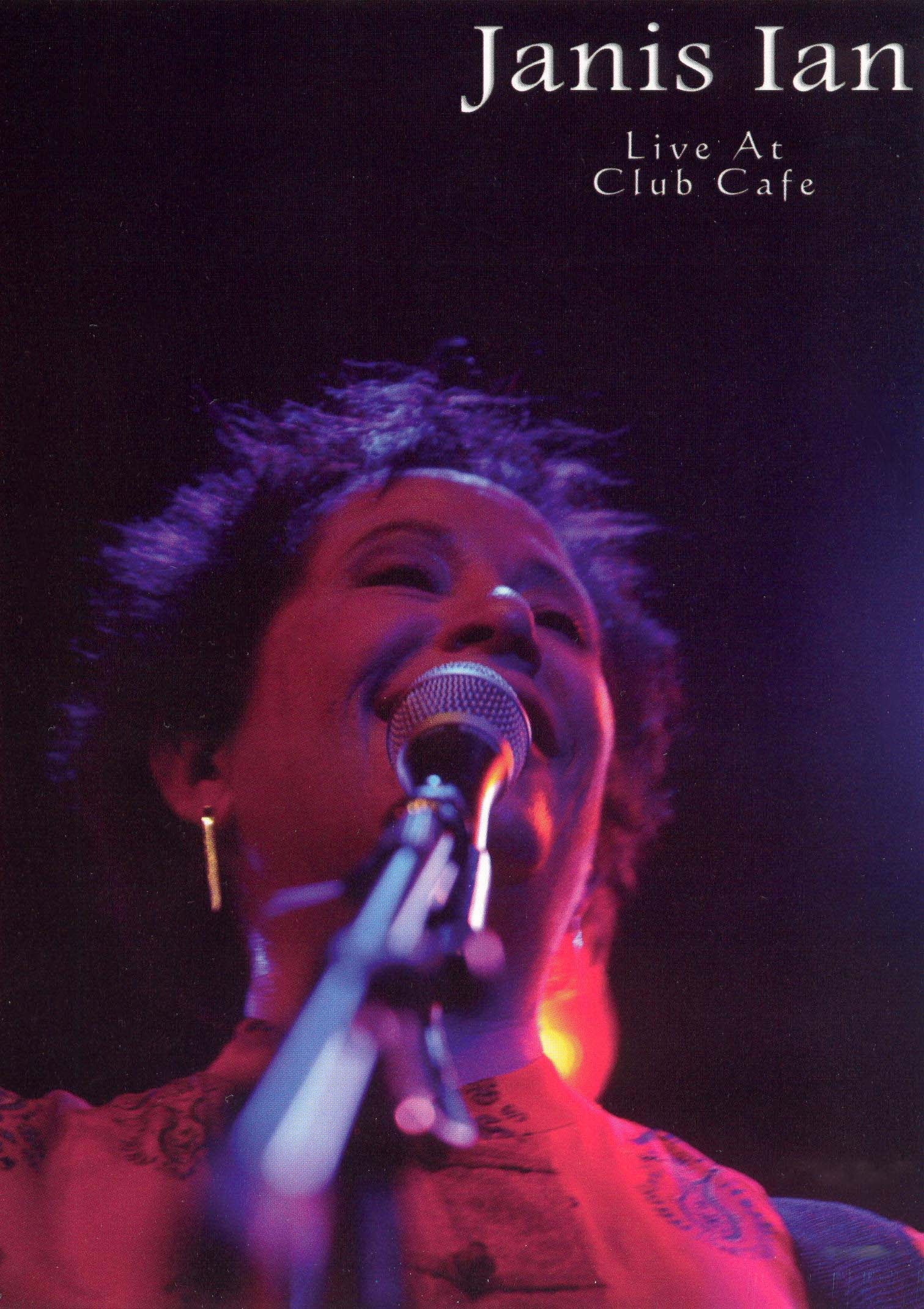 Janis Ian: Live At Club Cafe