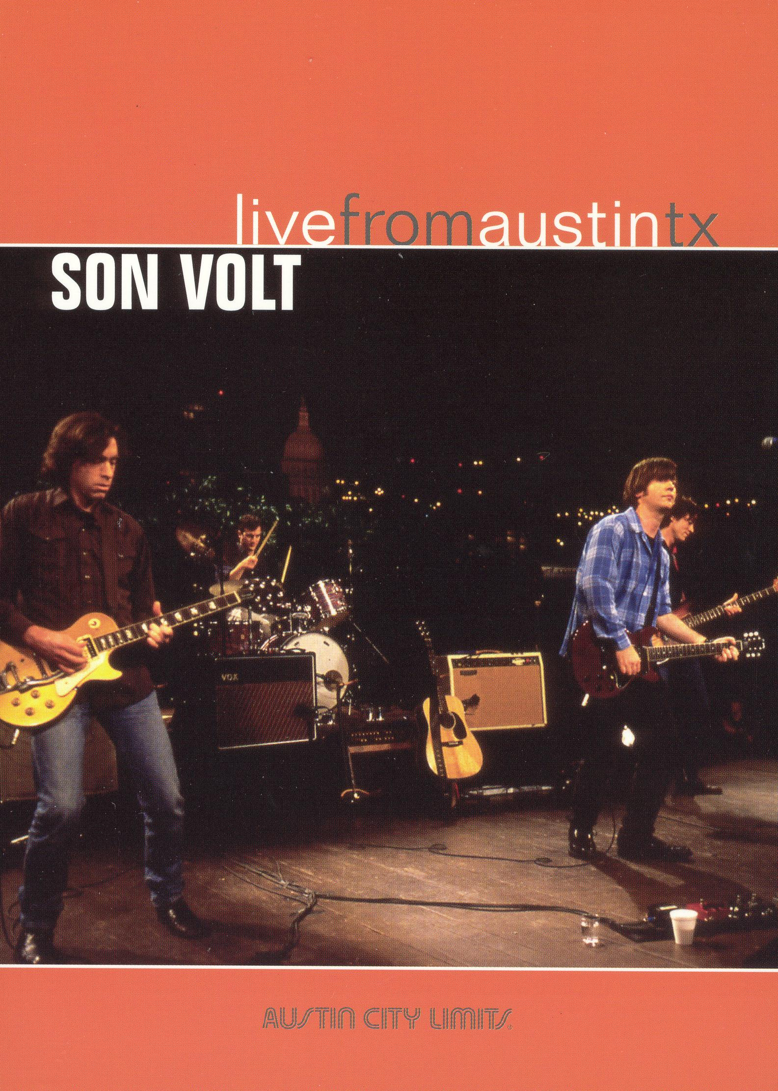 Live trom Austin, Texas: Son Volt