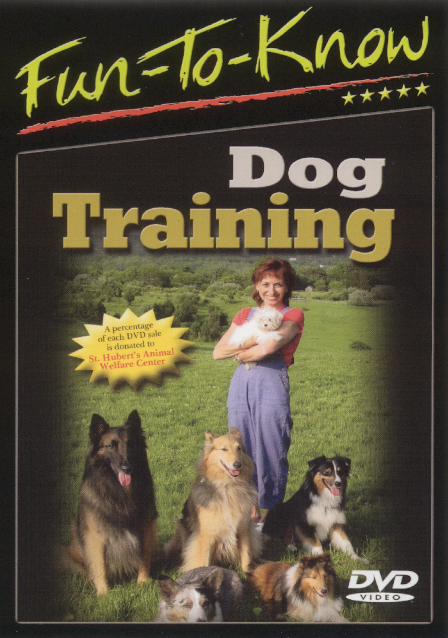 Fun To Know: Dog Training