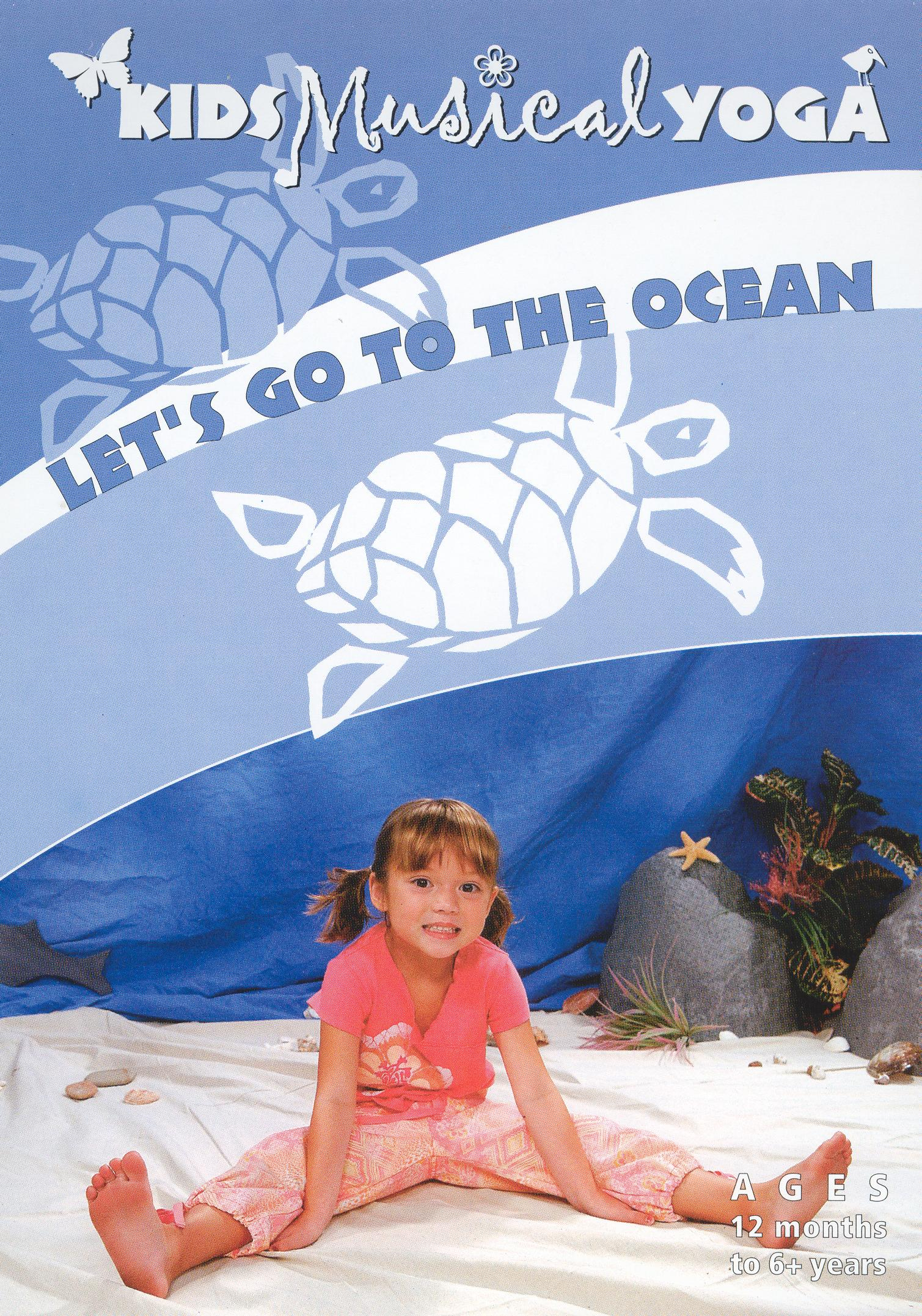 Kids Musical Yoga: Let's Go to the Ocean