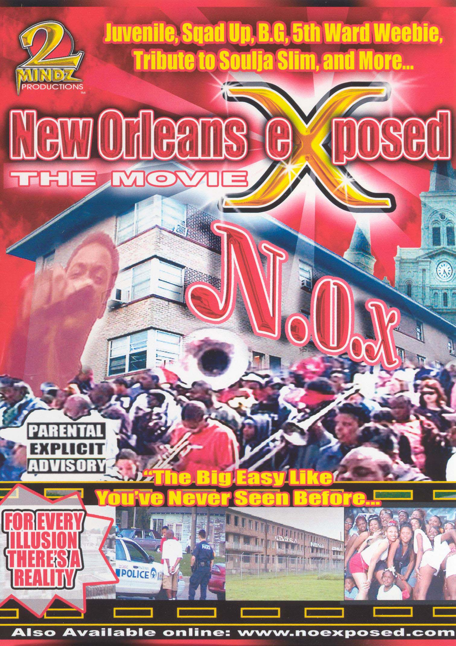 New Orleans Exposed