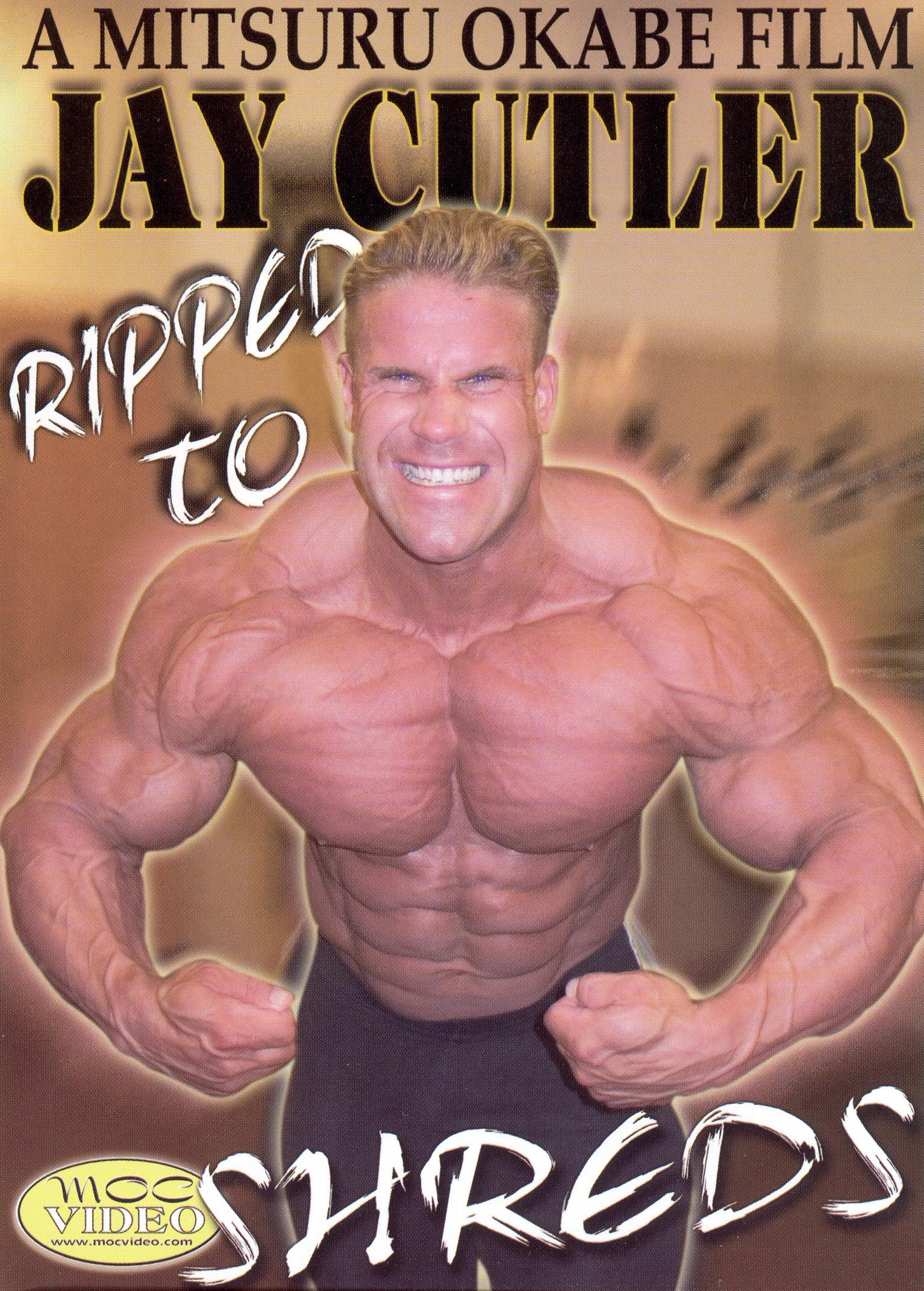 Jay Cutler: Ripped To Shreds