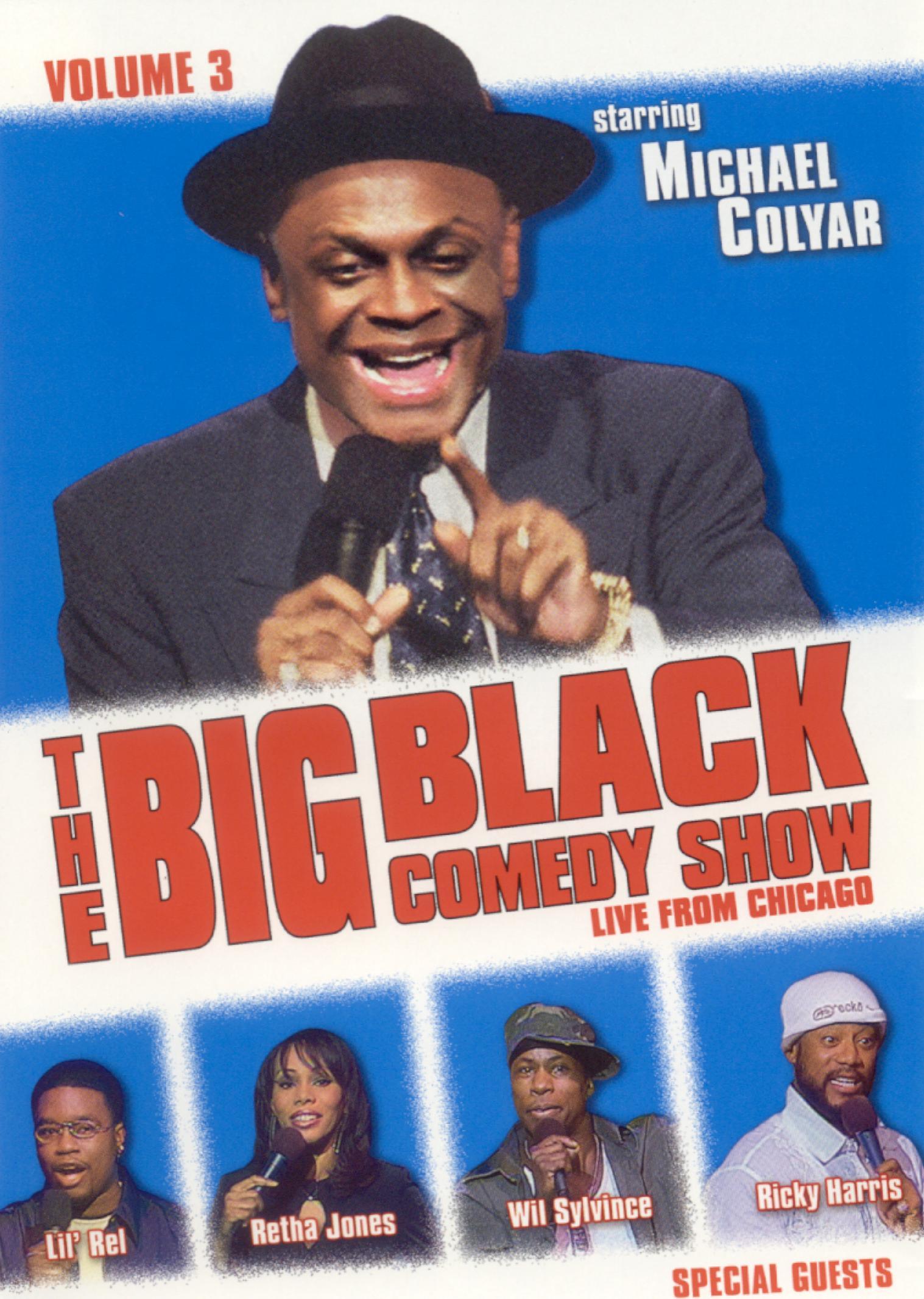 Big Black Comedy, Vol. 3