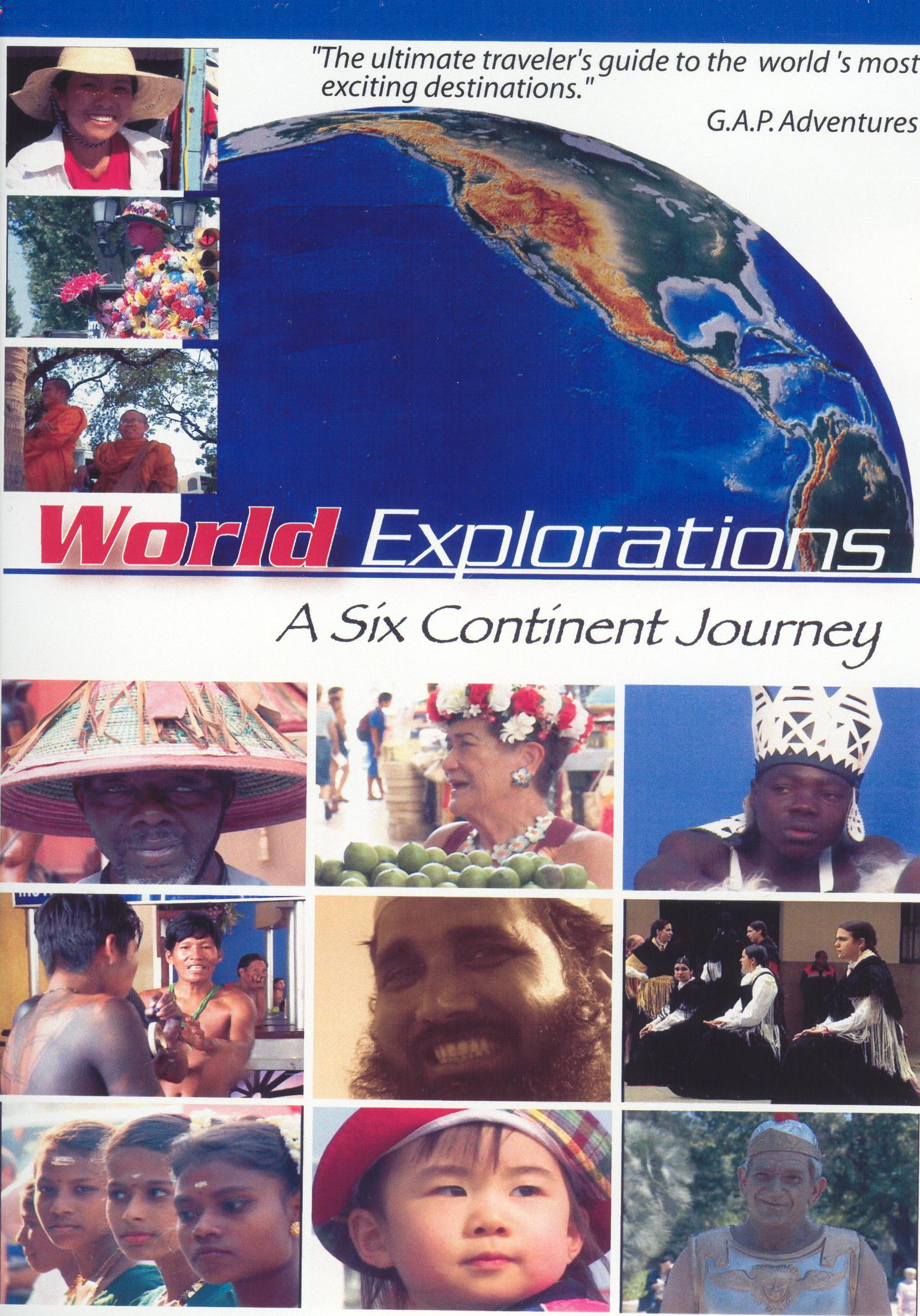 World Explorations: A Six Continent Journey