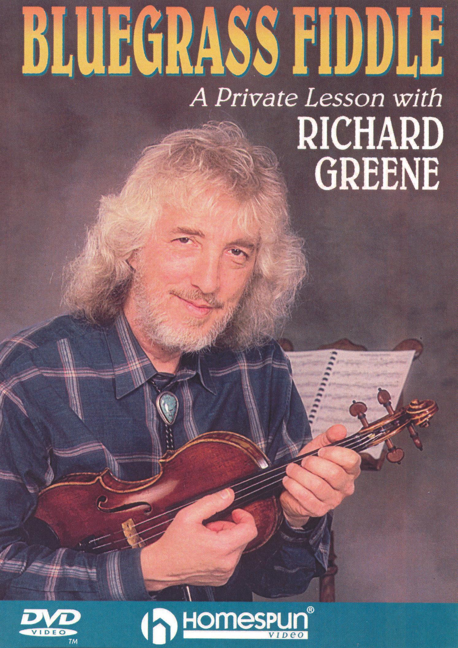 Richard Greene: Fiddle