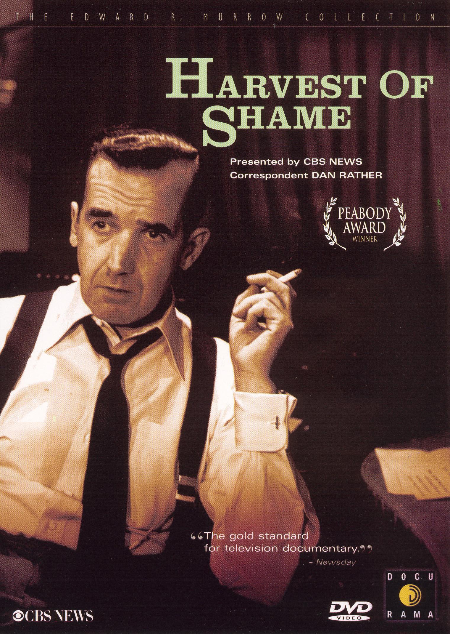 Harvest of Shame (1961)