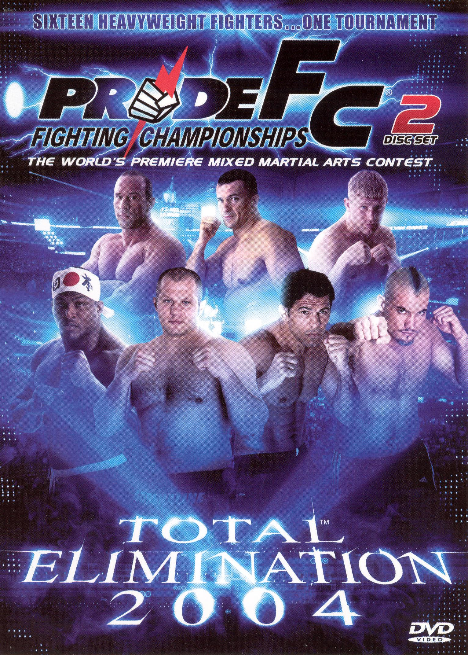 Pride Fighting Championships: Total Elimination 2004