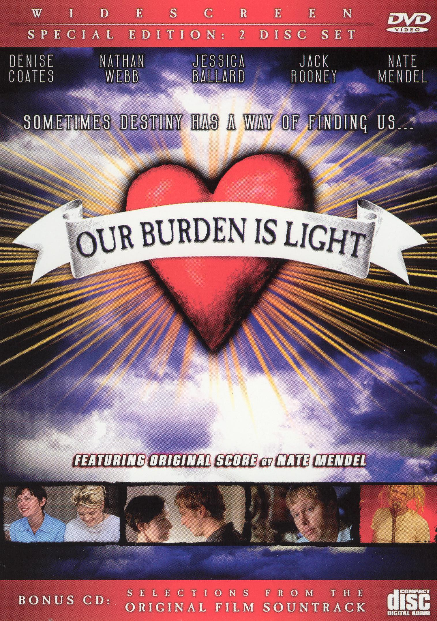 Our Burden Is Light