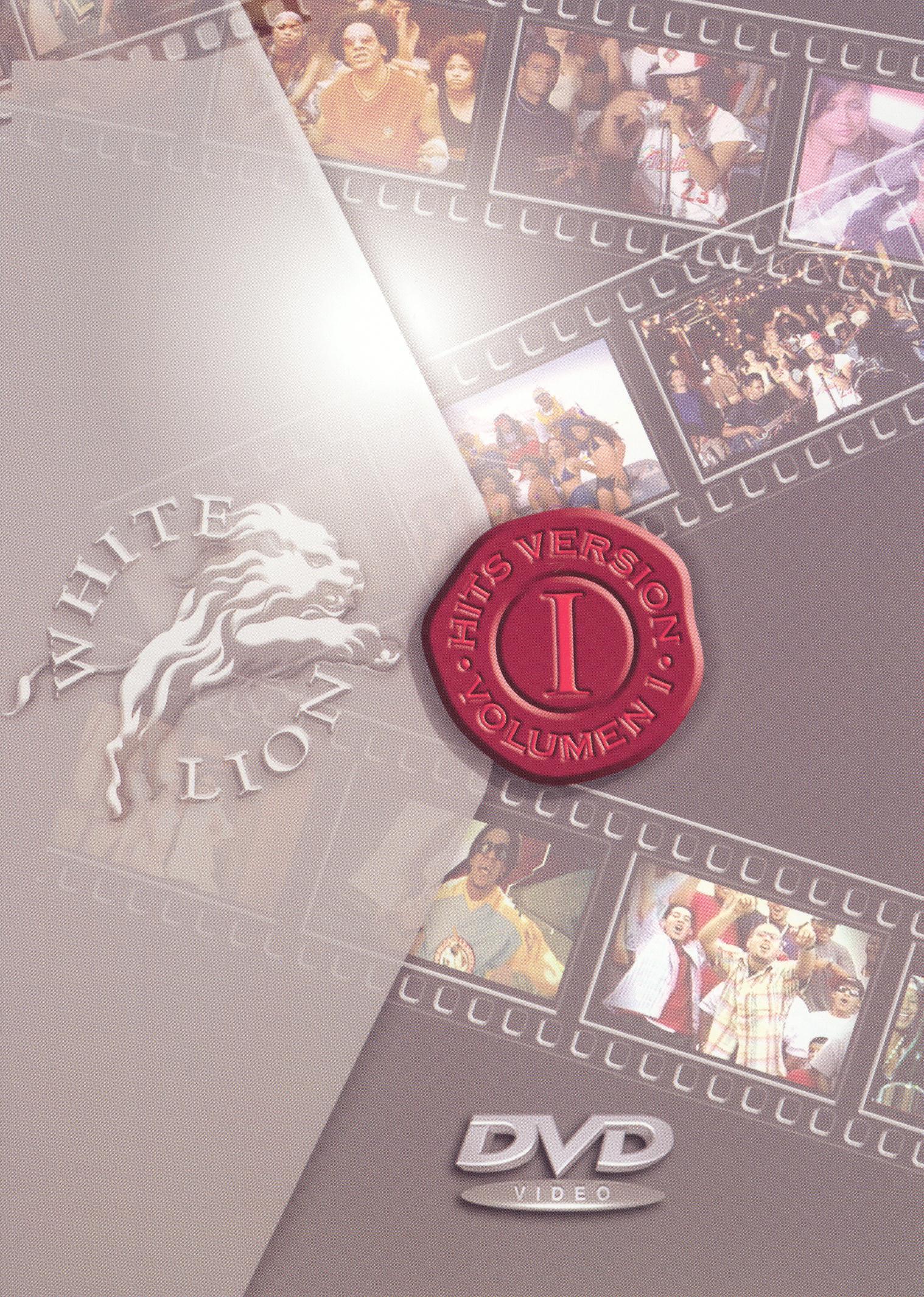 White Lion Hits Version, Vol. 1